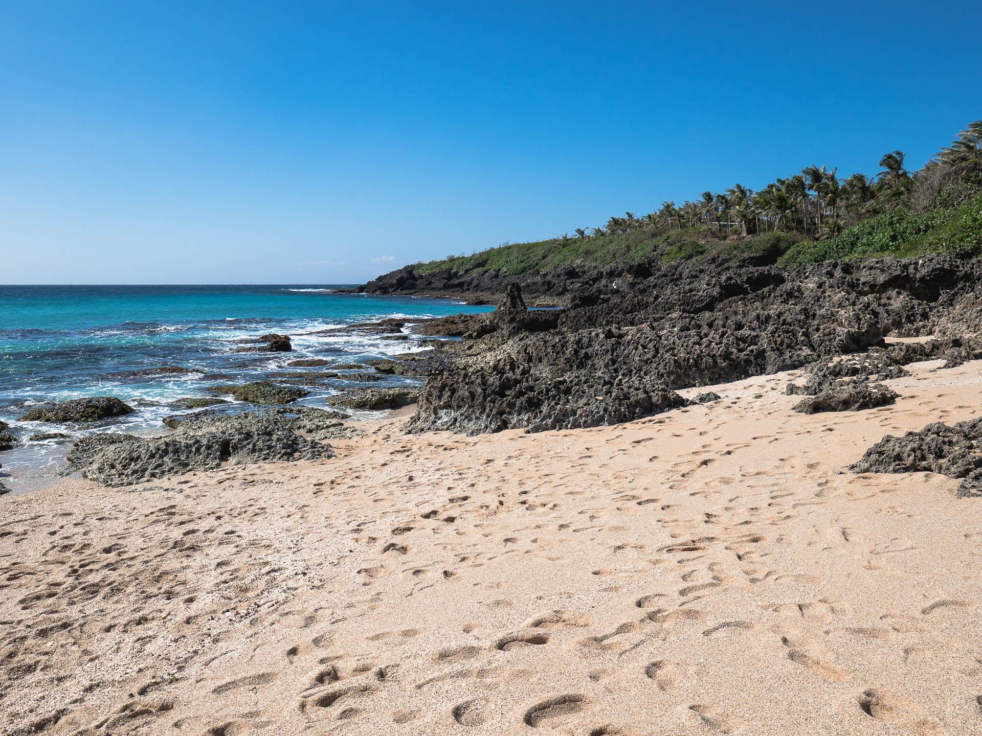 baisha plage - Les globe blogueurs - blog voyage nature