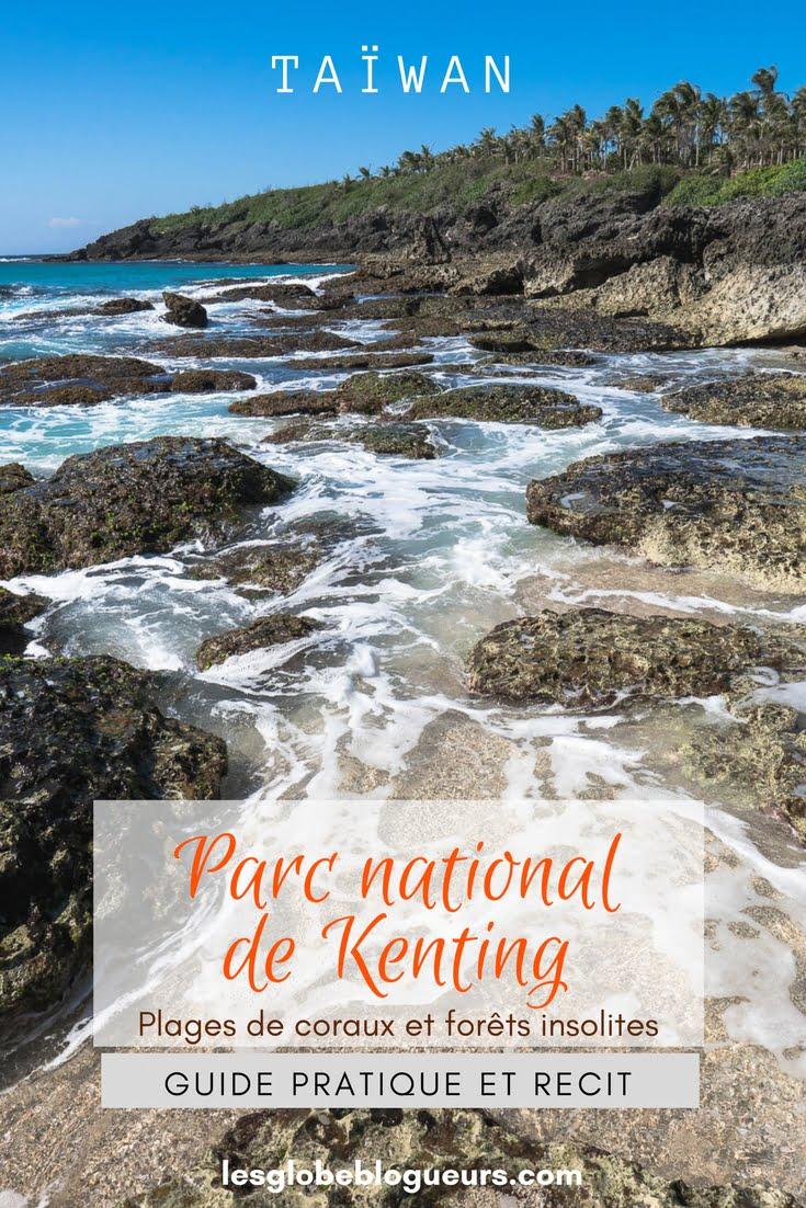 kenting - Les globe blogueurs - blog voyage nature
