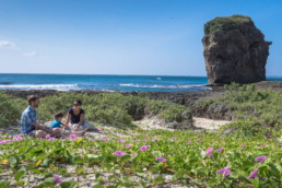 sail rock corail famille uai - Les globe blogueurs - blog voyage nature