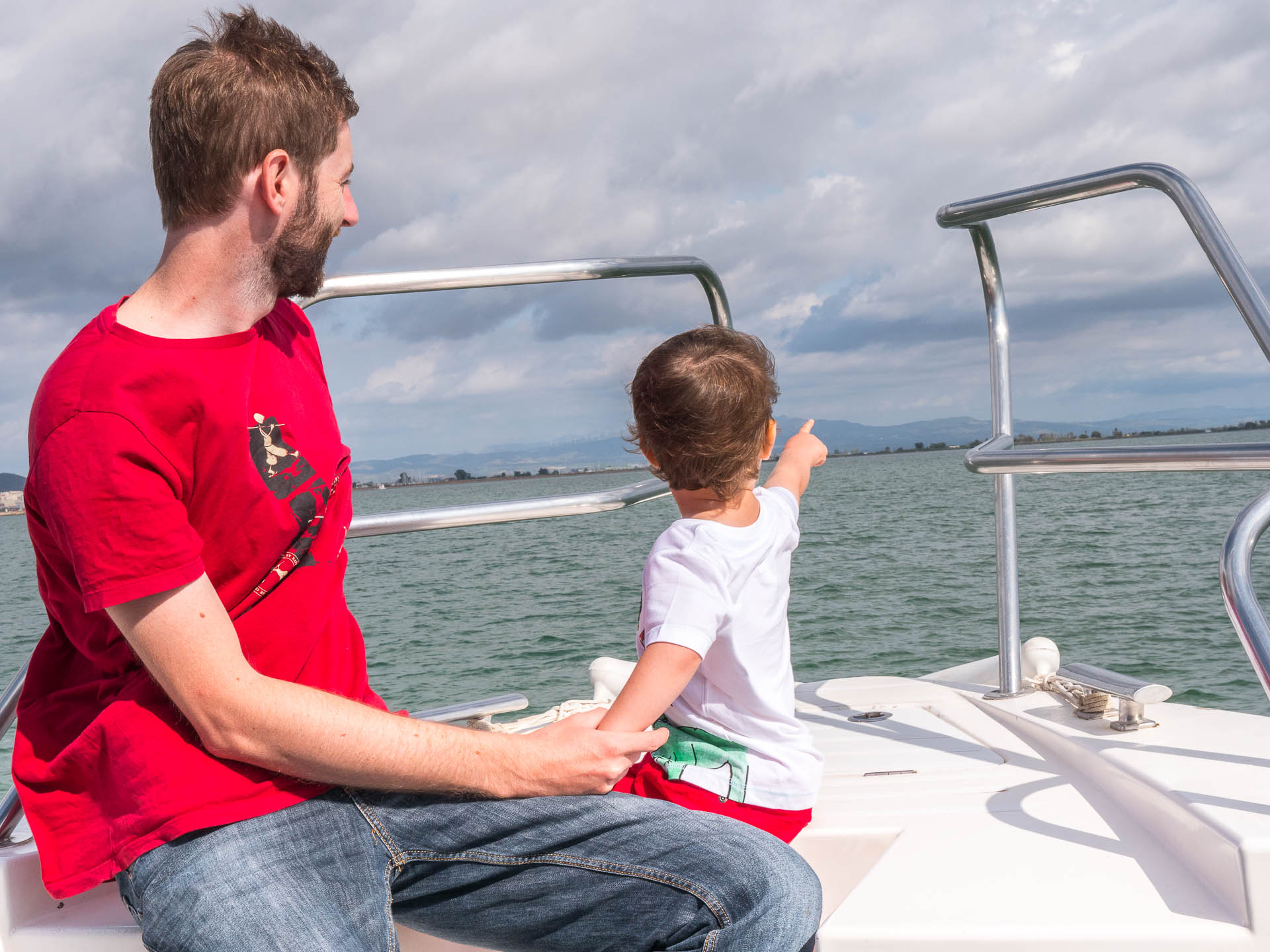 sant carles bateau seb helio - Les globe blogueurs - blog voyage nature