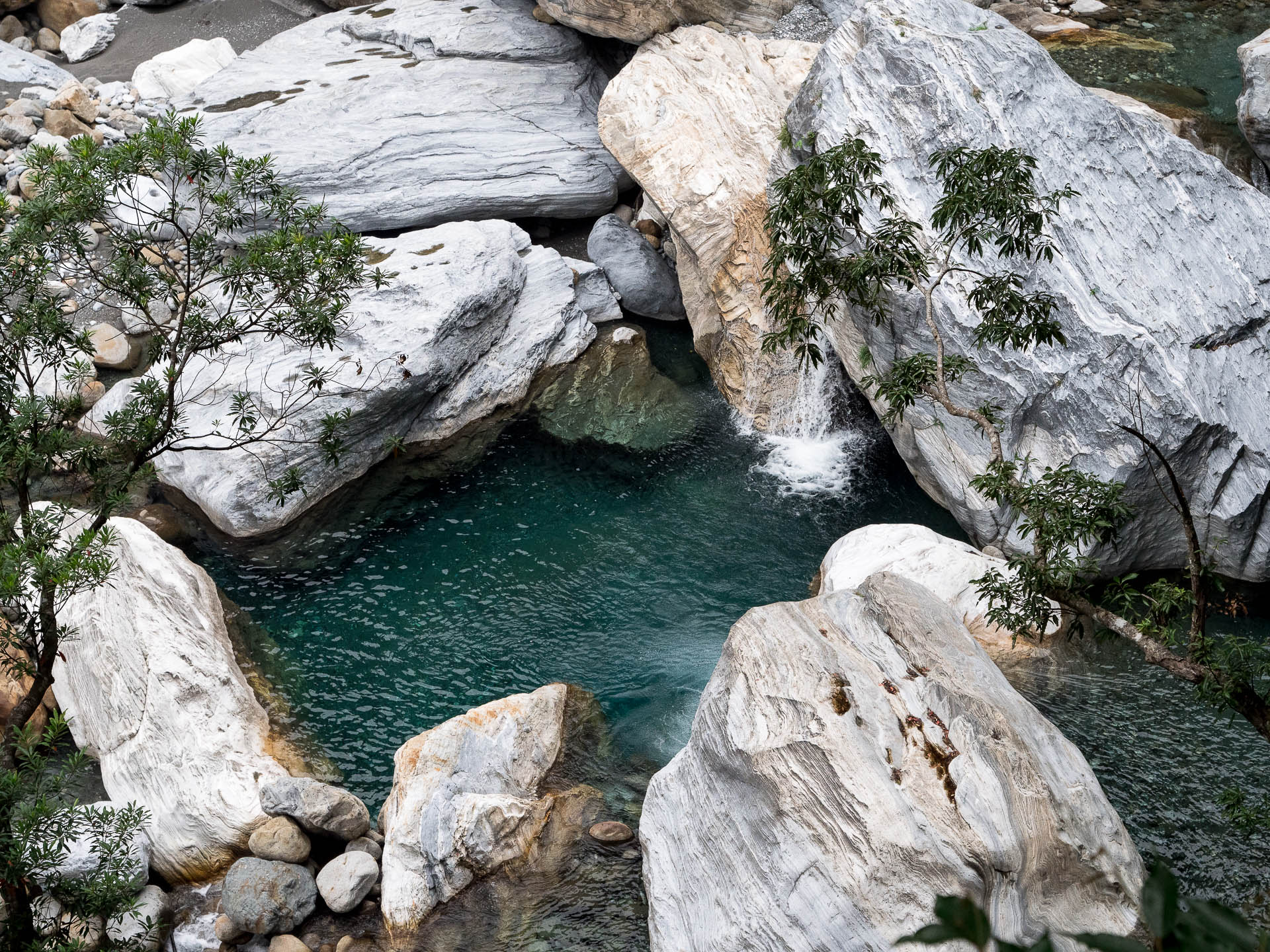 taroko piscine - Les globe blogueurs - blog voyage nature
