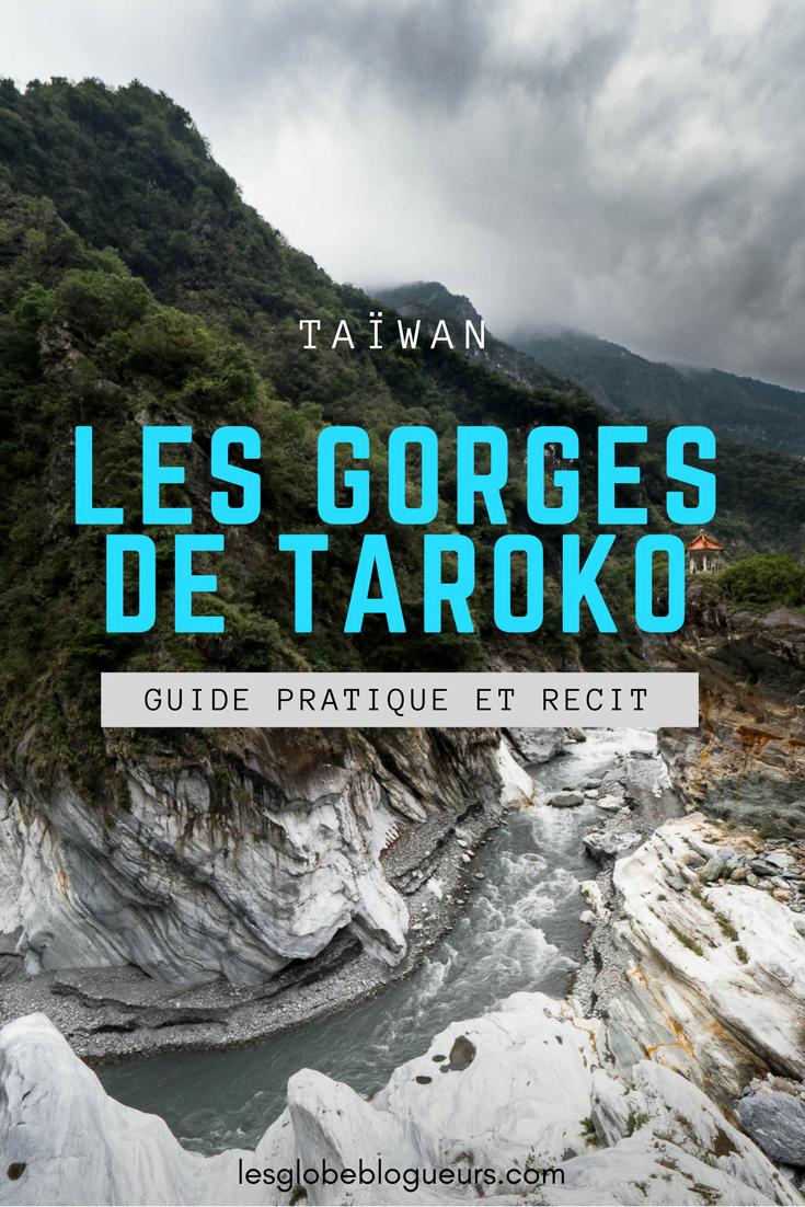 taroko - Les globe blogueurs - blog voyage nature