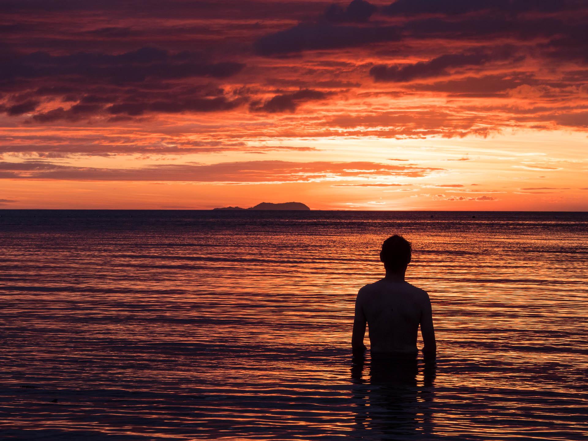 Siquihor paliton sunset seb bis