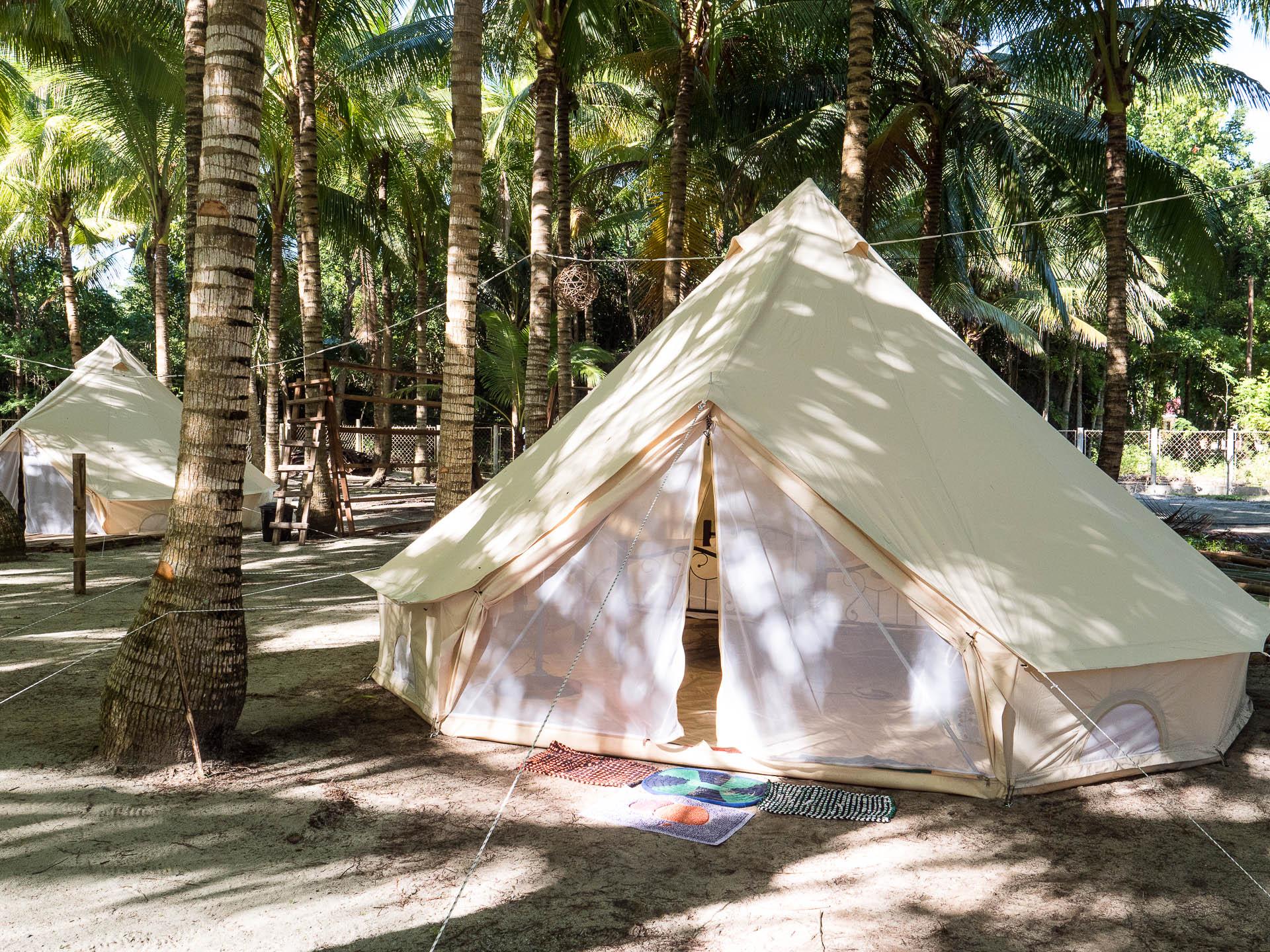 Siquijor camping