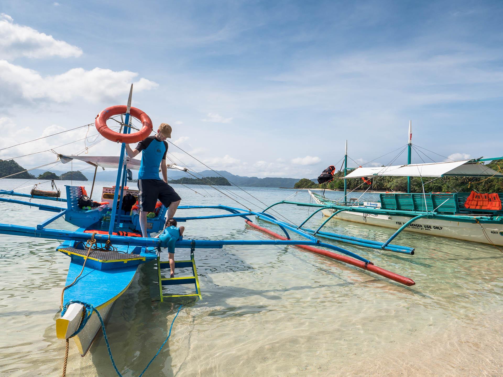 Port barton plage bangka - Les globe blogueurs - blog voyage nature