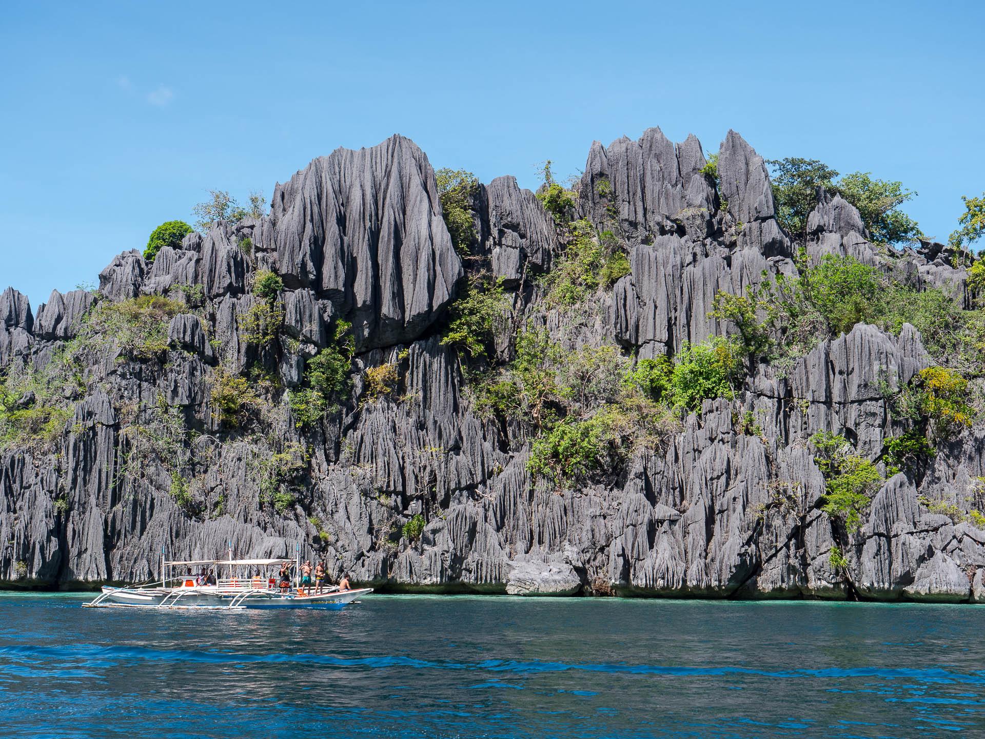 Itinéraire philippines