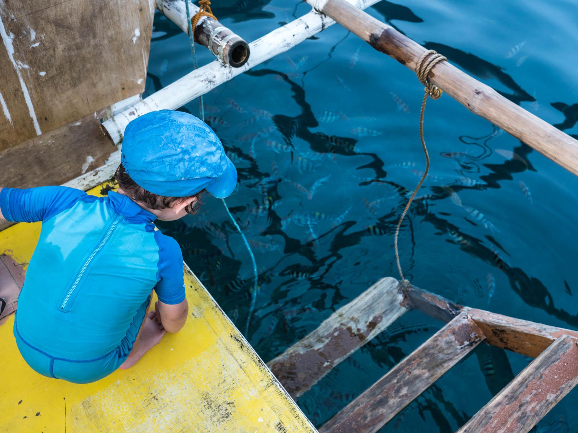 Coron snorkeling - Les globe blogueurs - blog voyage nature