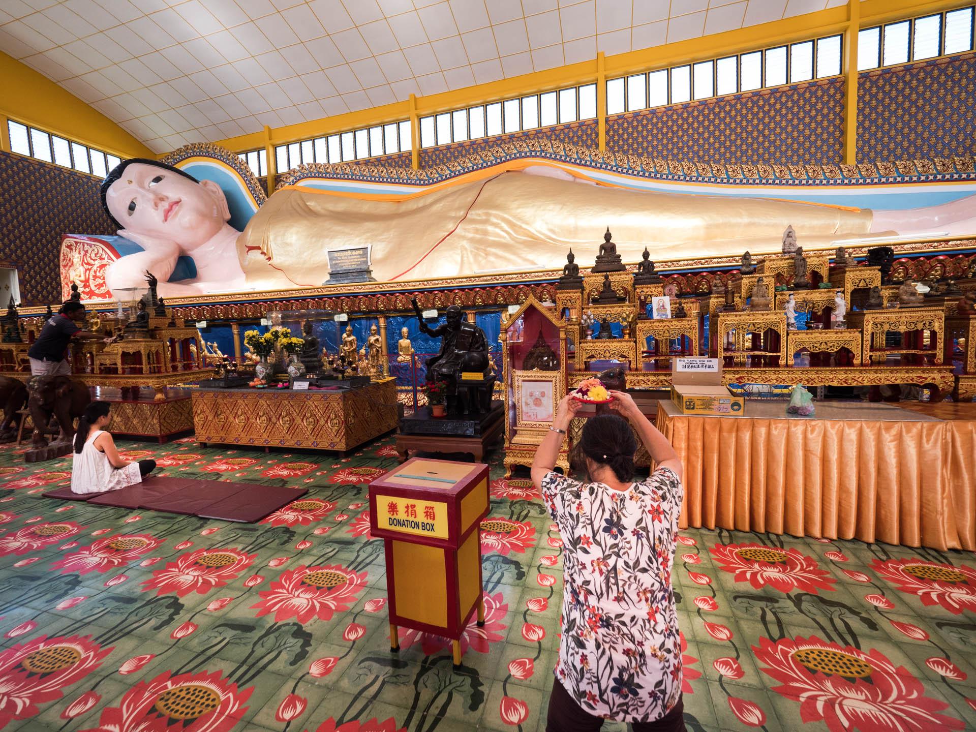 georgetown temple bouddhiste 2 - Les globe blogueurs - blog voyage nature