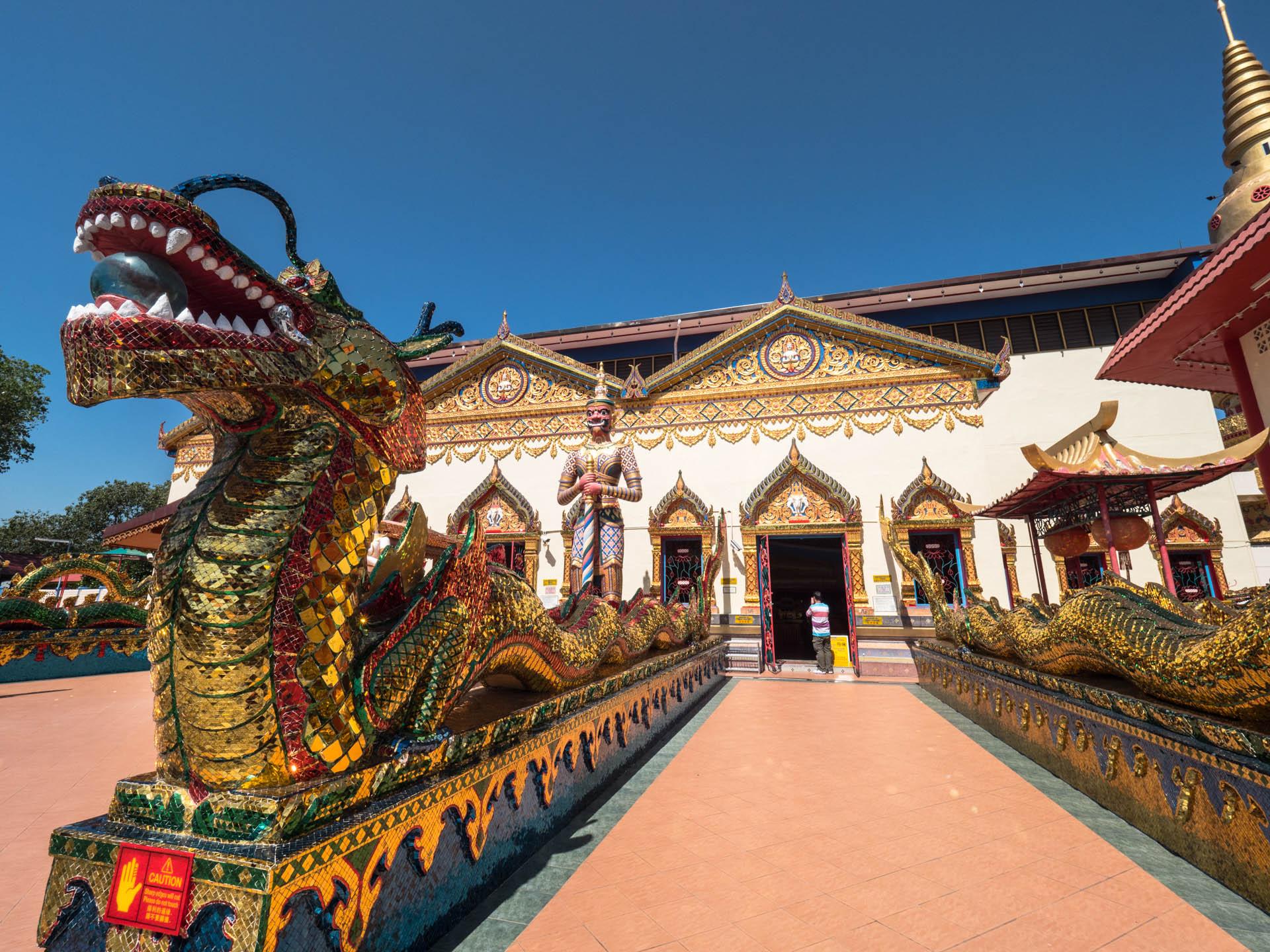 georgetown temple bouddhiste 8 - Les globe blogueurs - blog voyage nature