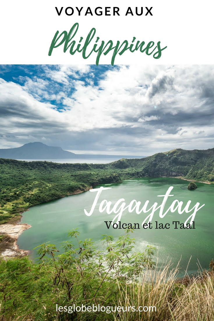 tagaytay - Les globe blogueurs - blog voyage nature