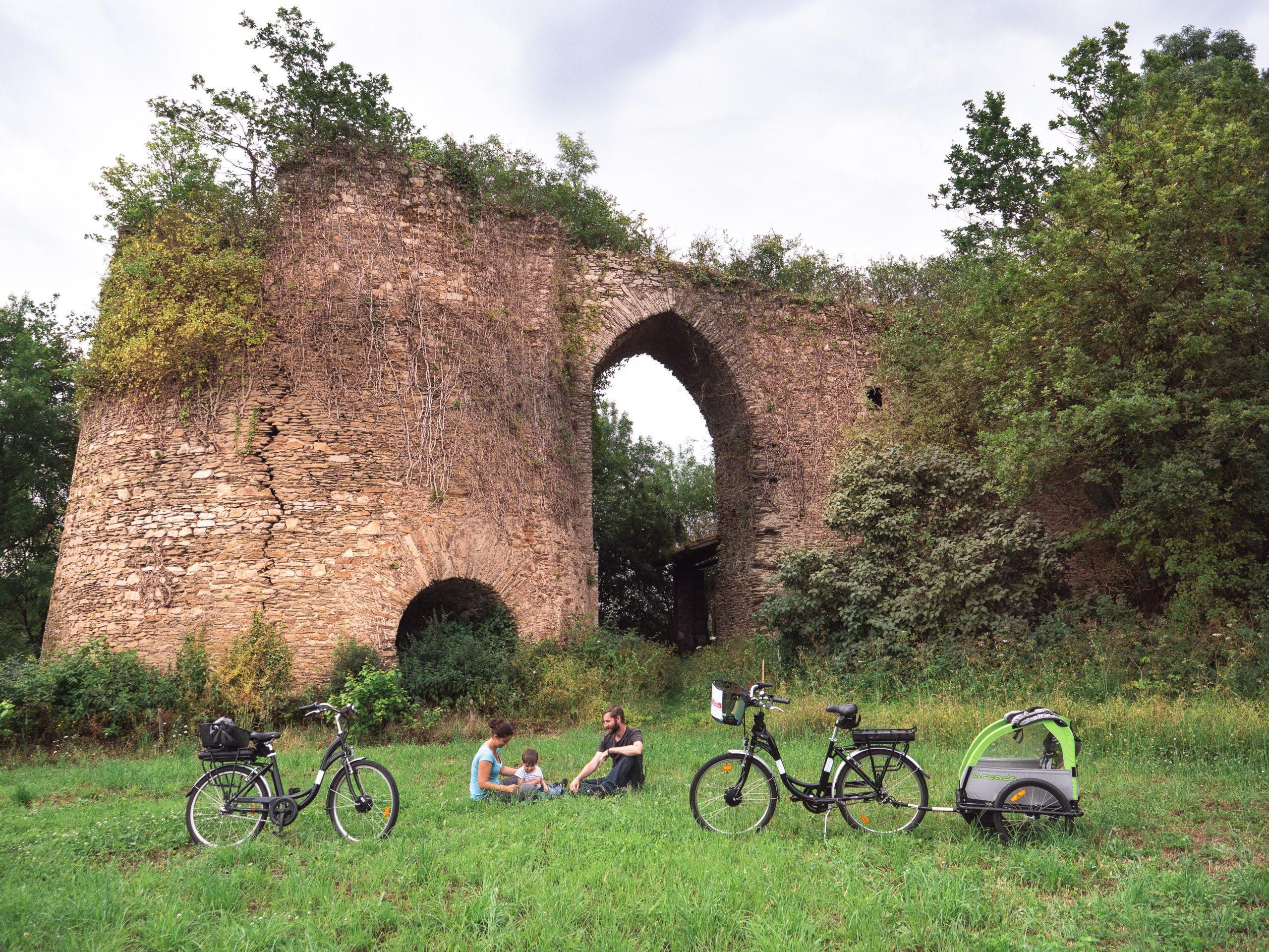 Vignoble vélo four à chaud montru scaled - Les globe blogueurs - blog voyage nature
