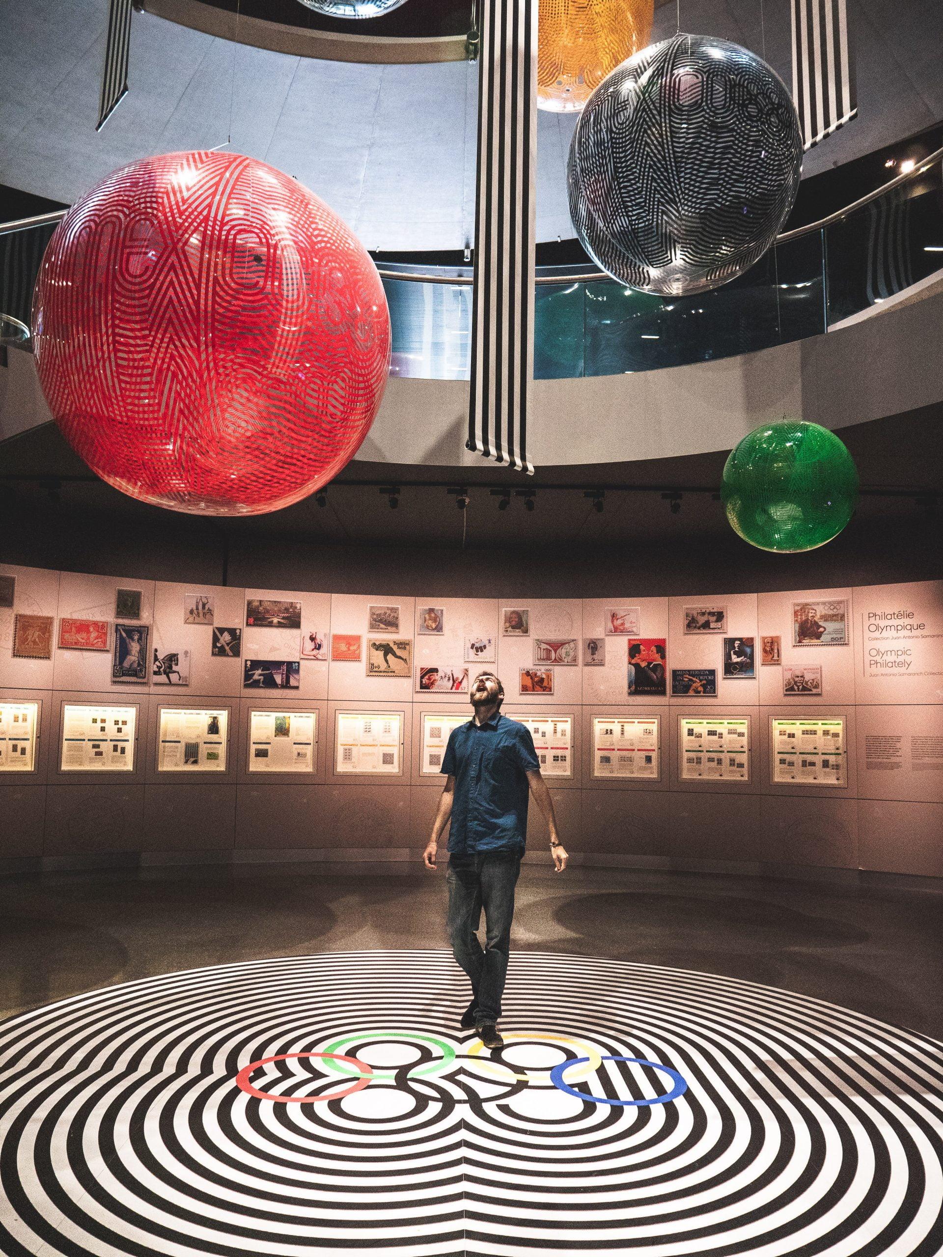 lausanne musée JO seb scaled - Les globe blogueurs - blog voyage nature