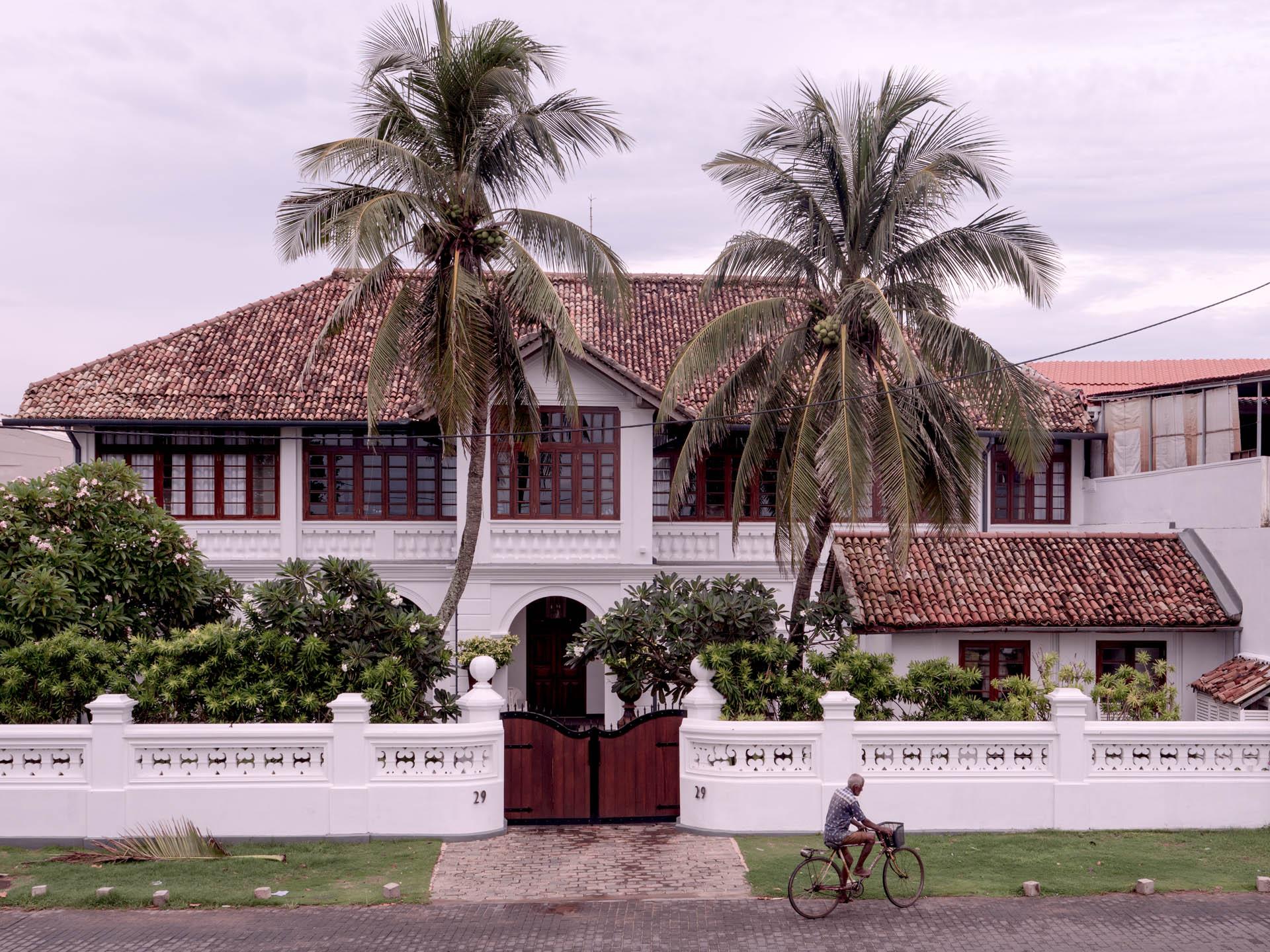 Galle 1 maison coloniale