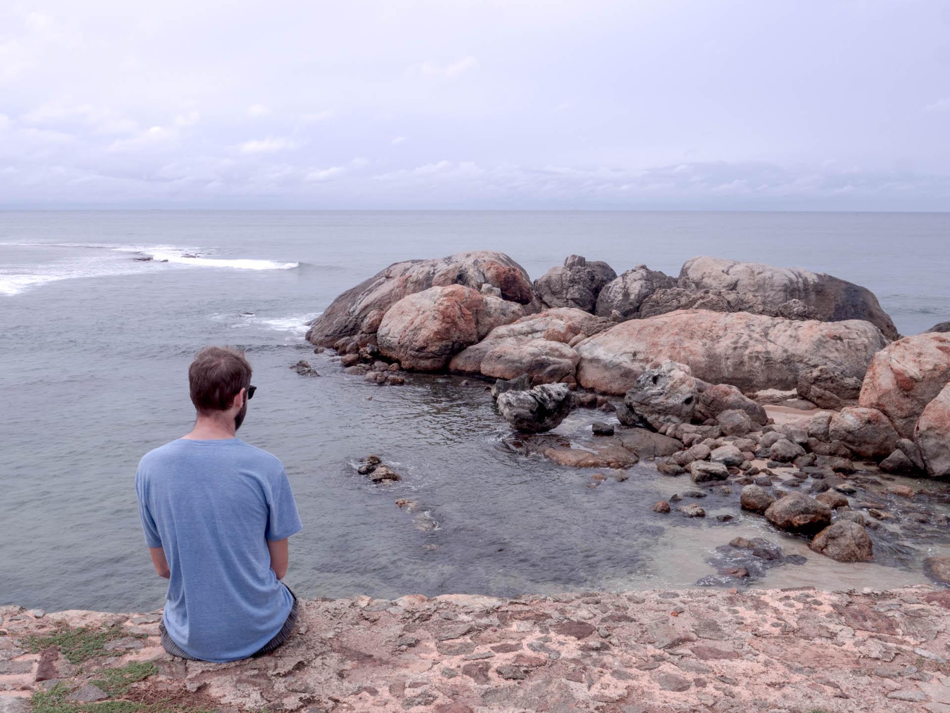 Galle 1 seb mer - Les globe blogueurs - blog voyage nature