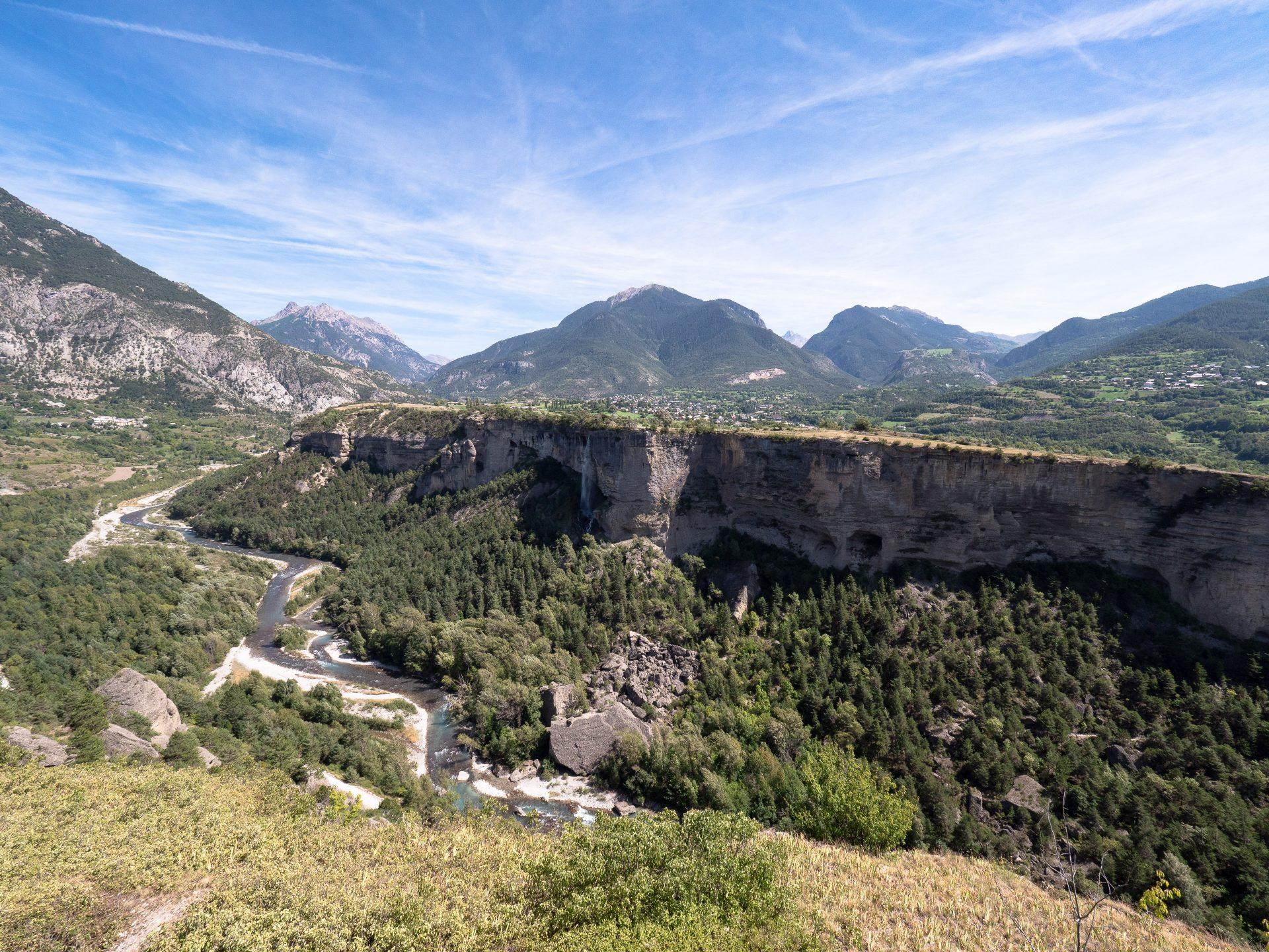 Visiter les Hautes Alpes - mont dauphin
