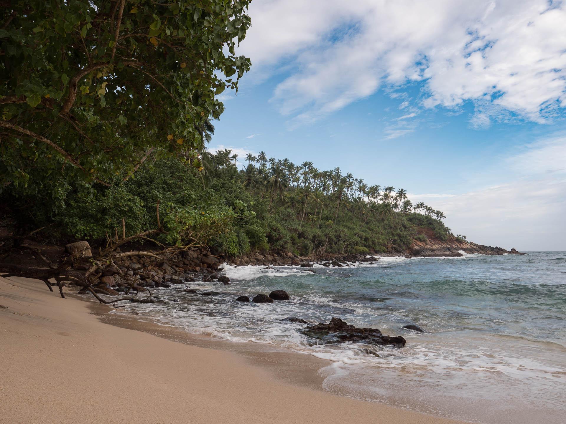 mirissa secret beach