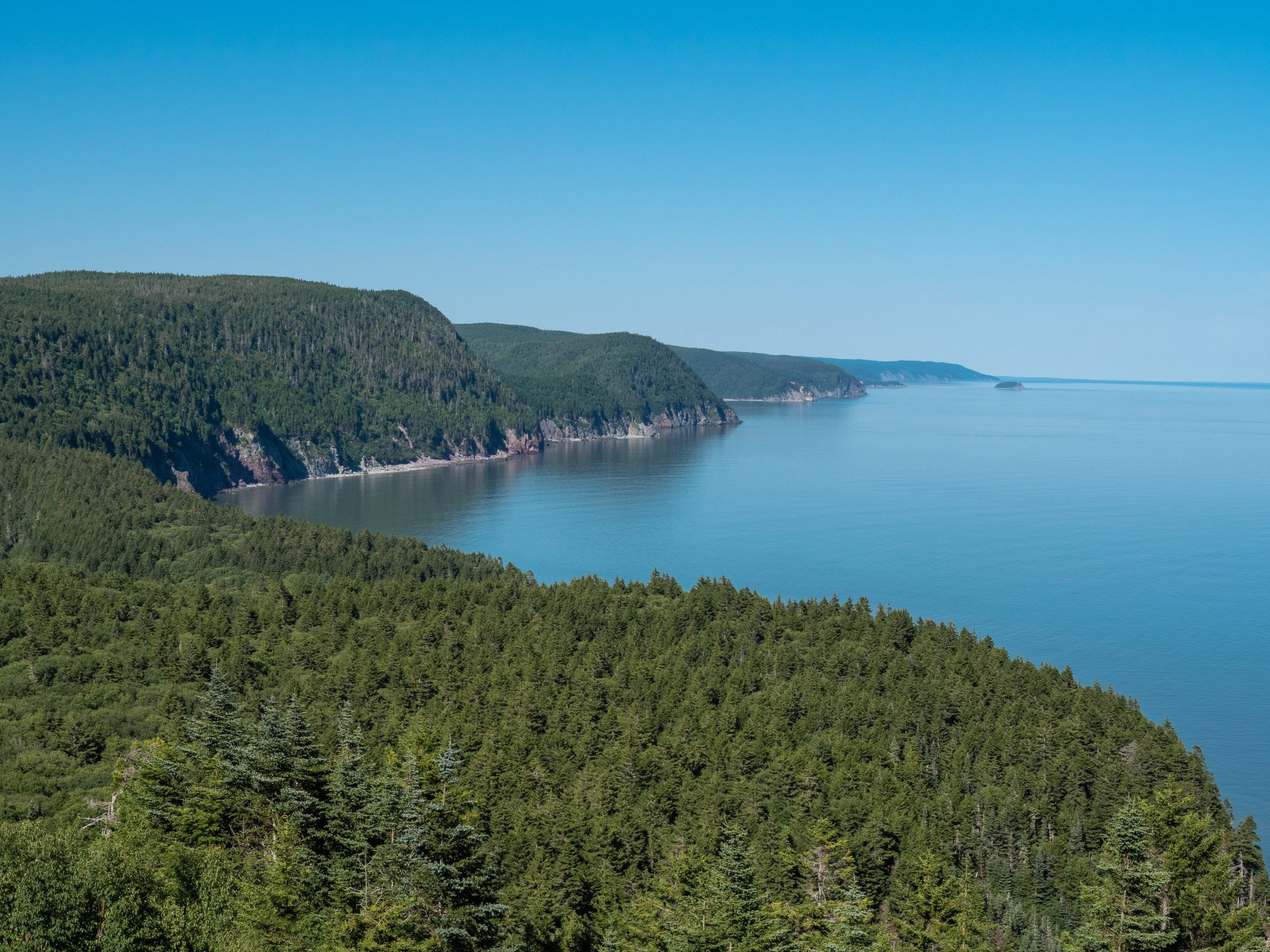 sentier fundy 4 1 scaled - Les globe blogueurs - blog voyage nature