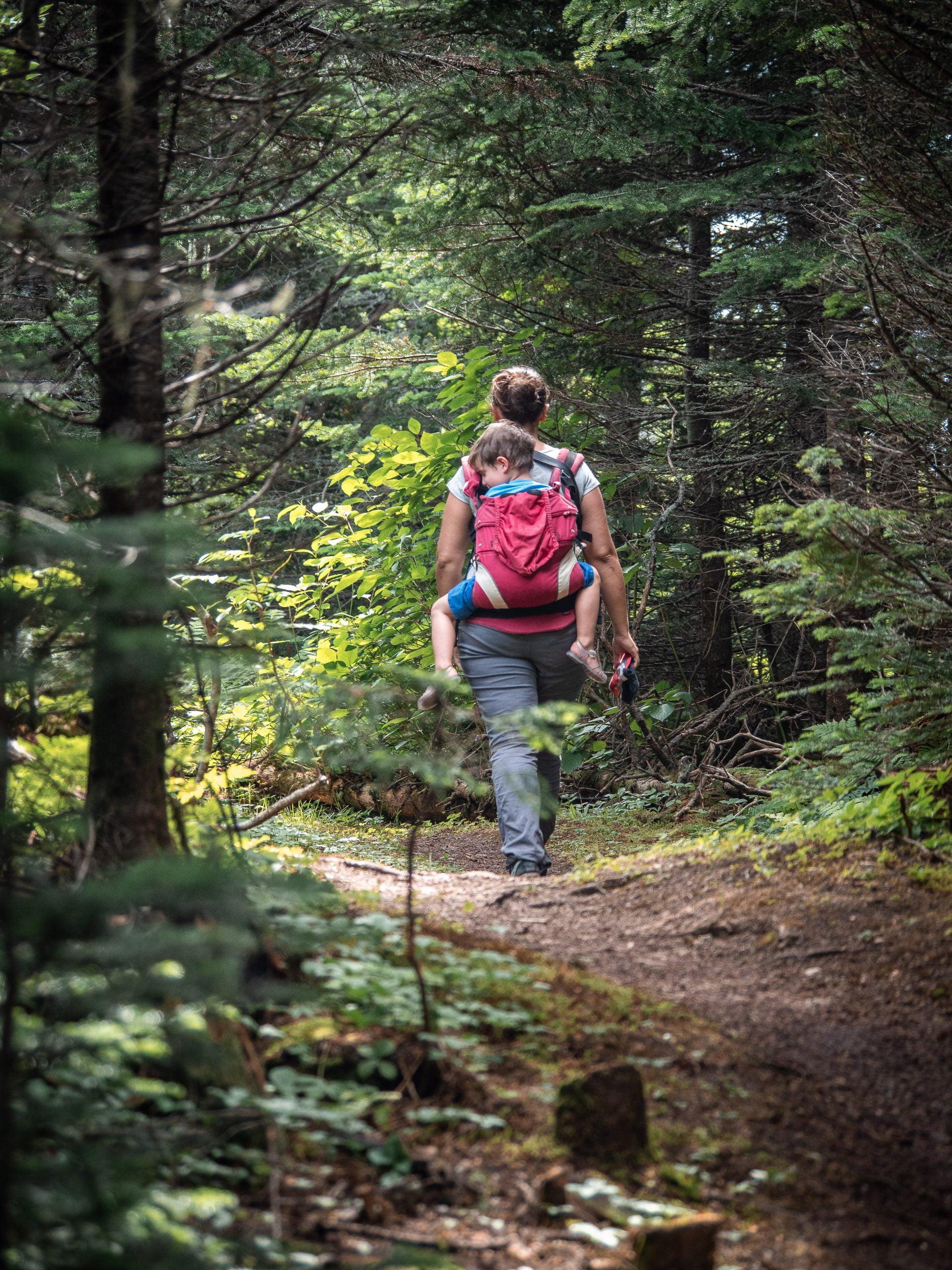 préparer un road trip au canada en famille