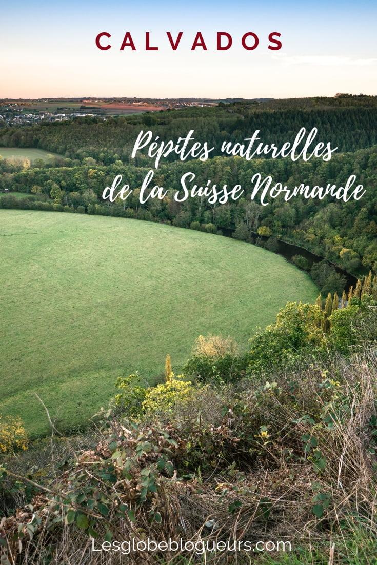 suissenormande1 - Les globe blogueurs - blog voyage nature