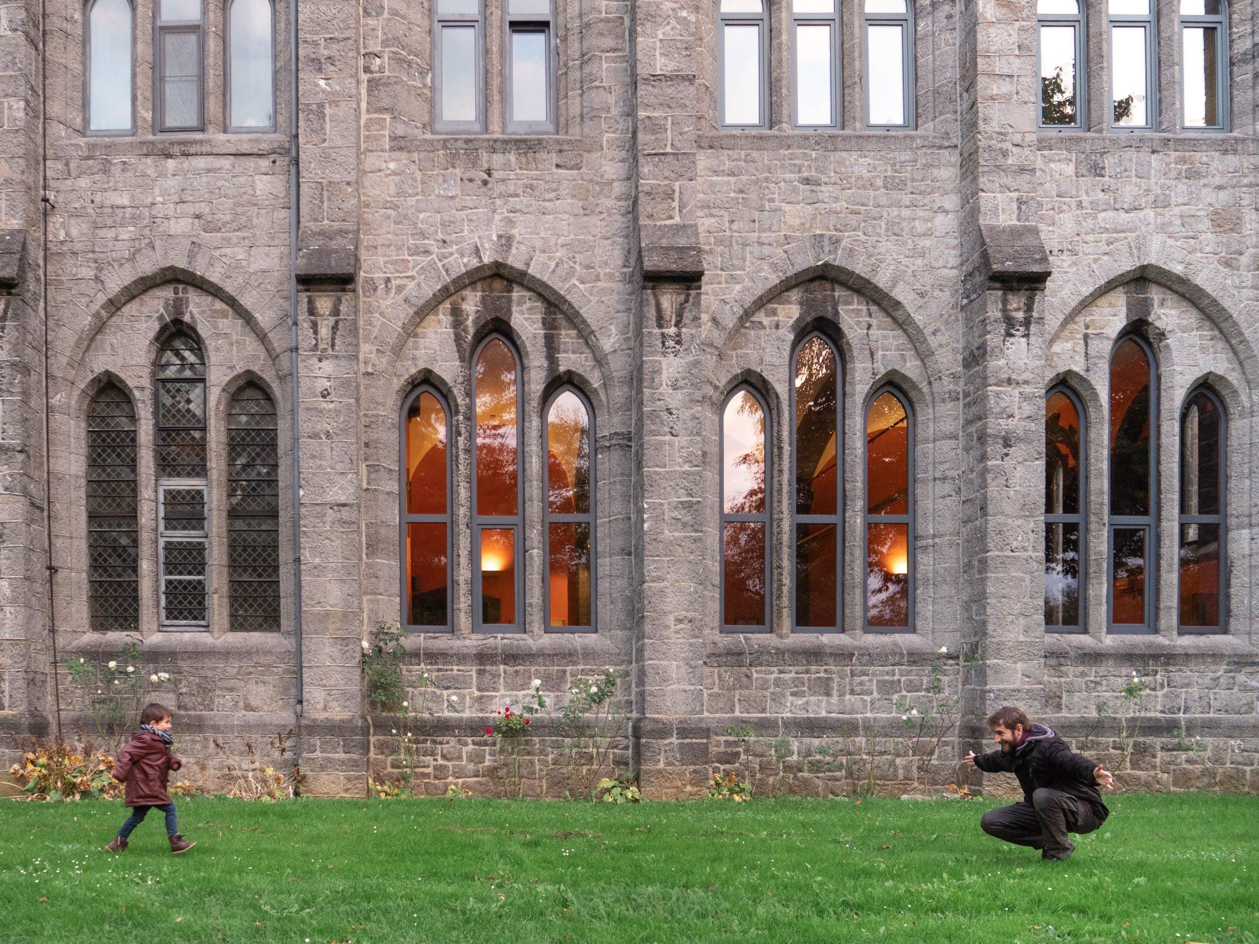 abbaye mardsous arche
