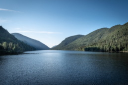 lac matane - réserve faunique