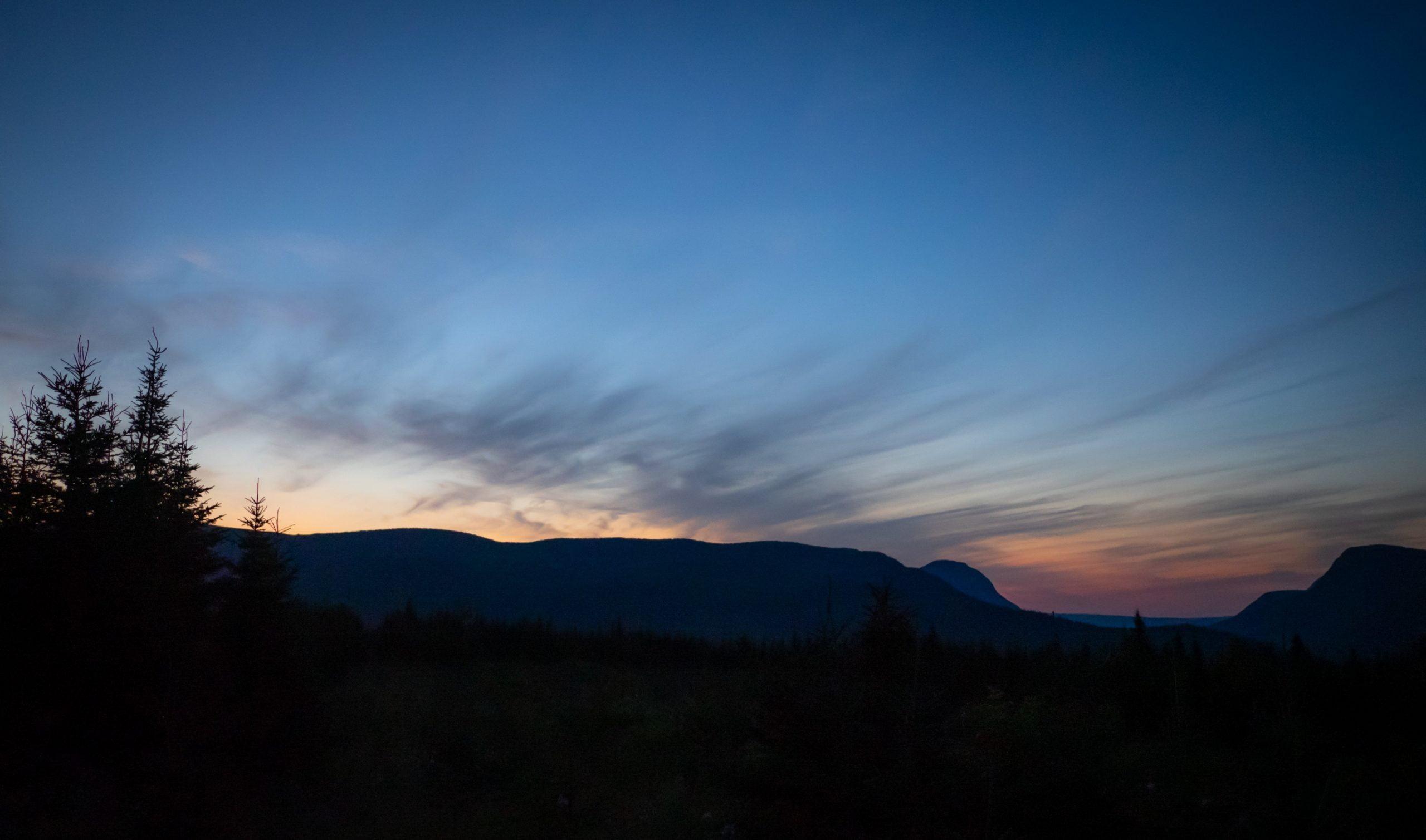matane sunset 3 scaled - Les globe blogueurs - blog voyage nature