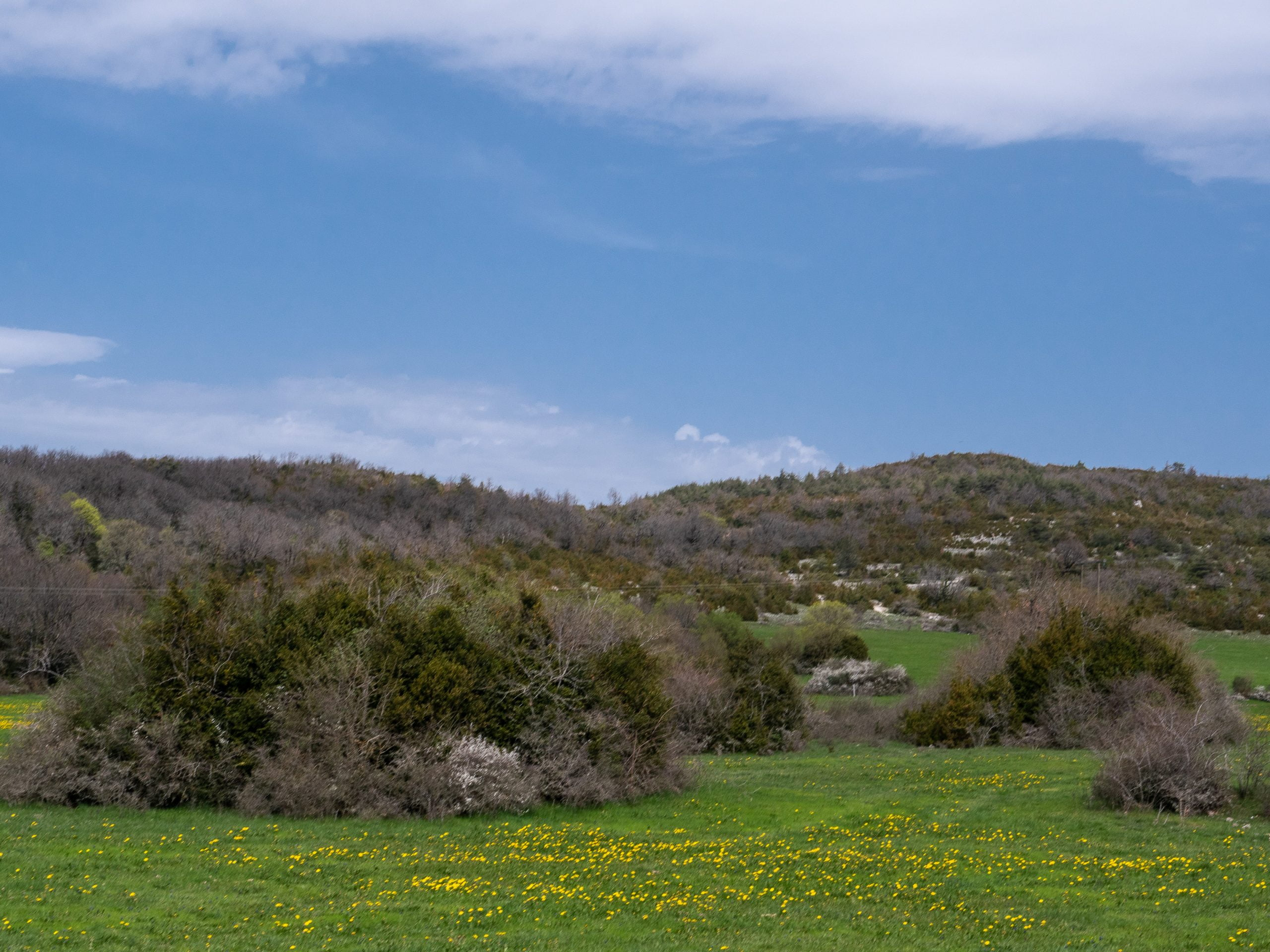 visite du Larzac en Aveyron