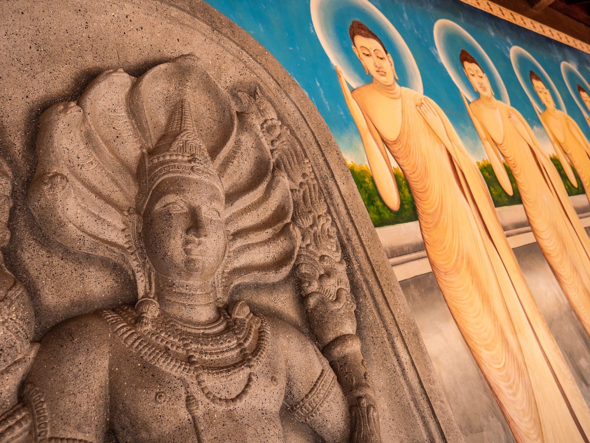 Que voir, quoi faire à Anuradhapura au Sri Lanka ?