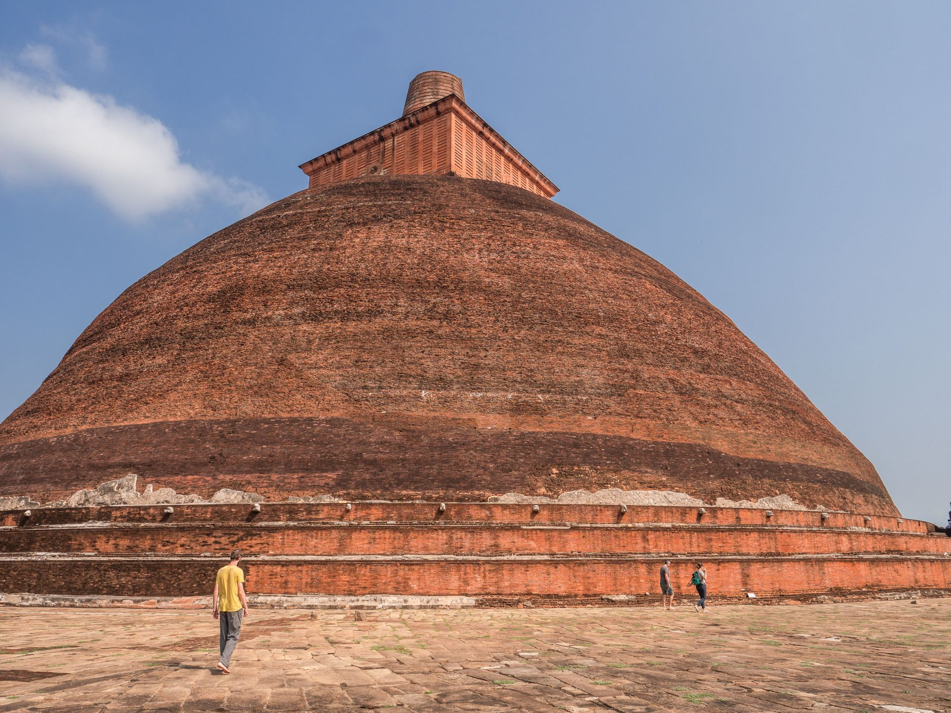 Organiser son séjour à Anuradhapura au Sri Lanka
