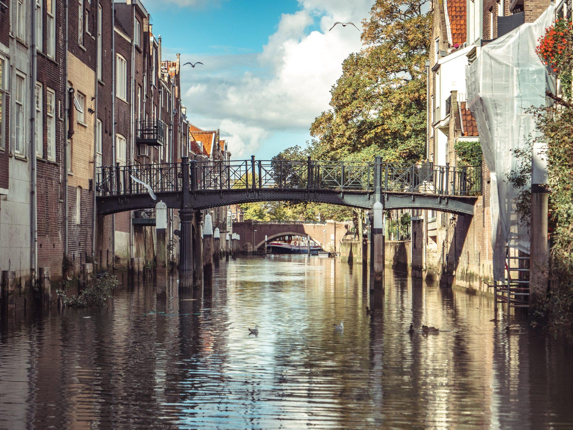 visiter dordrecht hollande