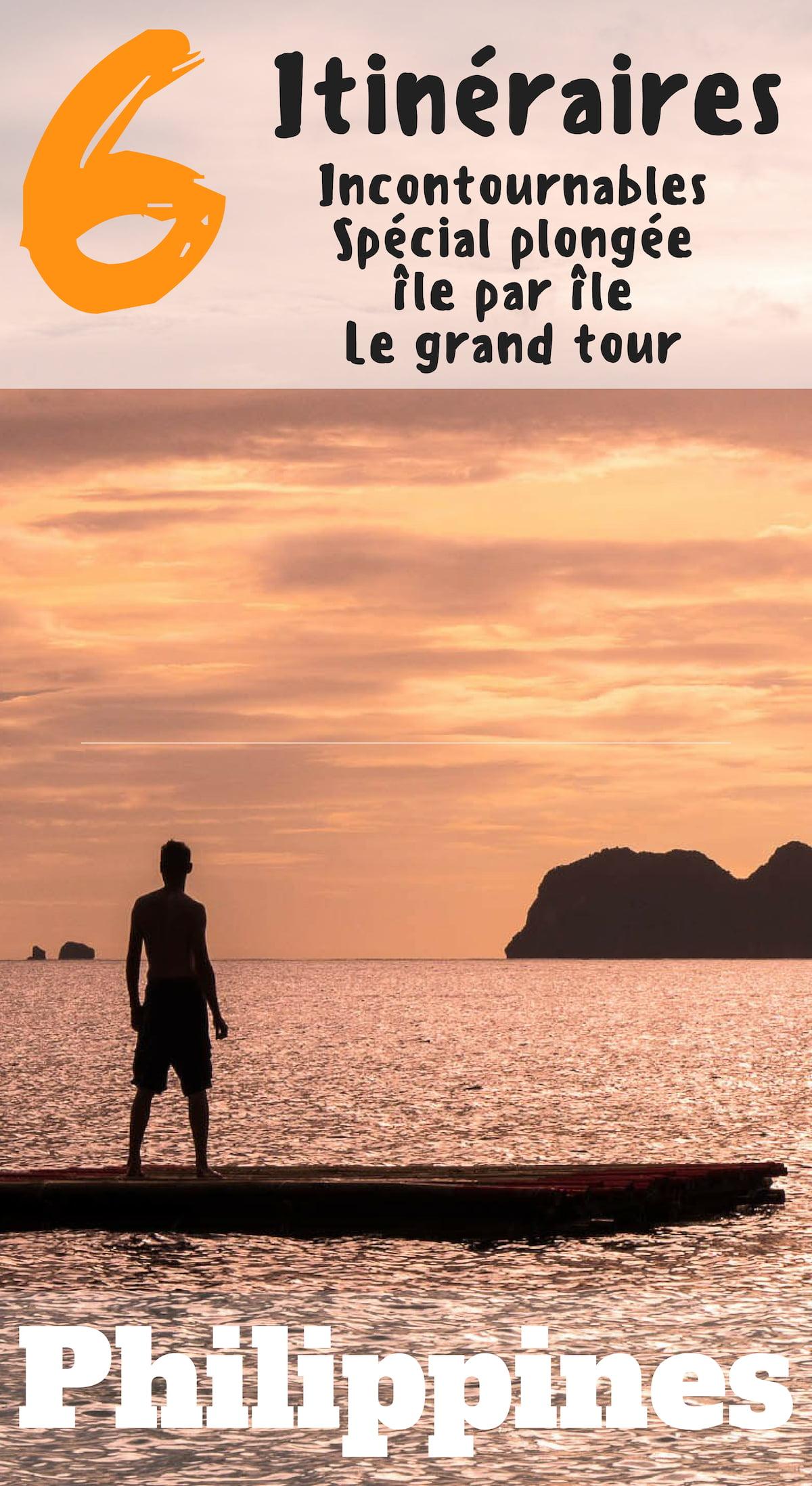 itineraires philippines 1 - Les globe blogueurs - blog voyage nature