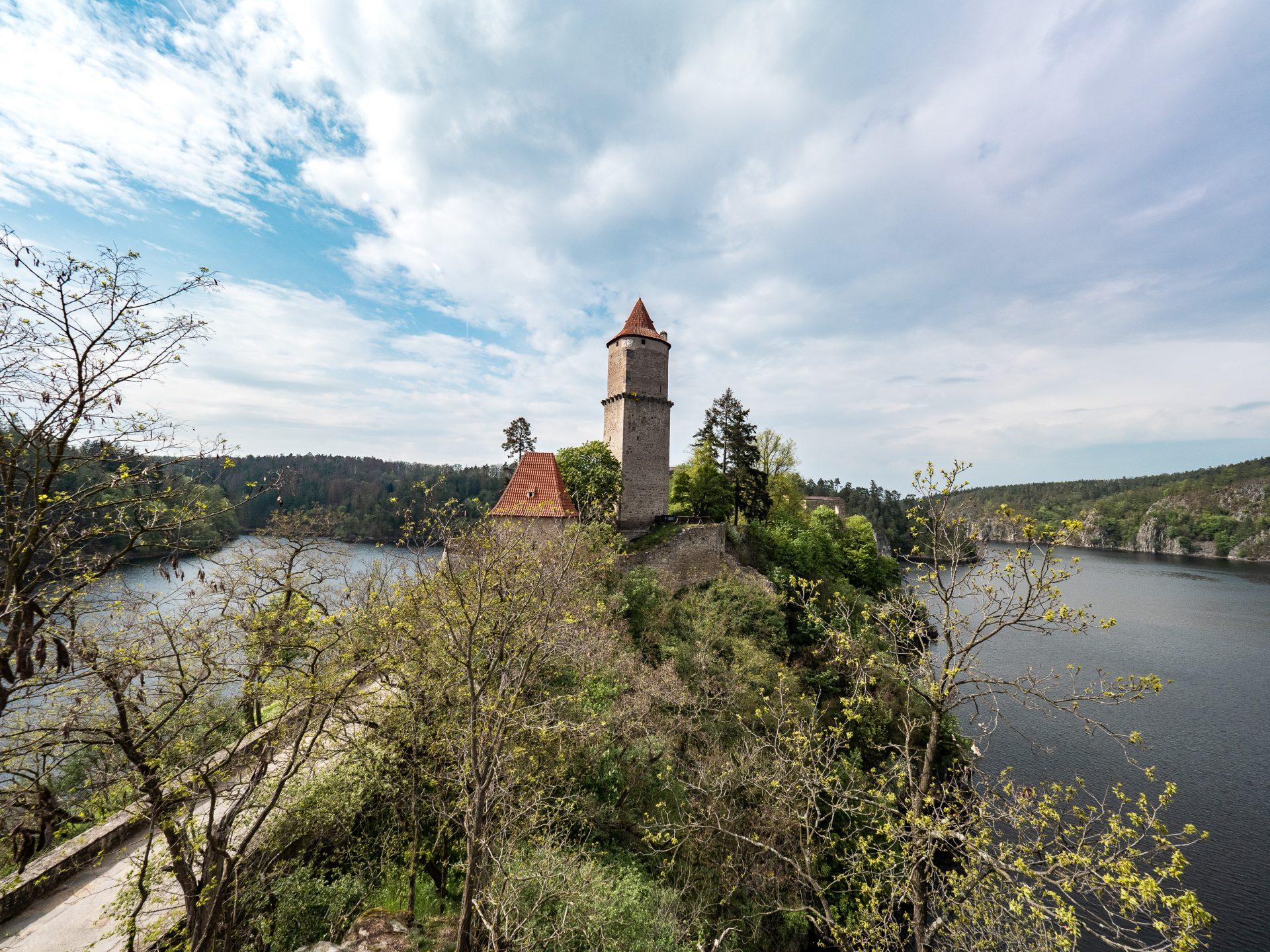 chateau Zvíkov
