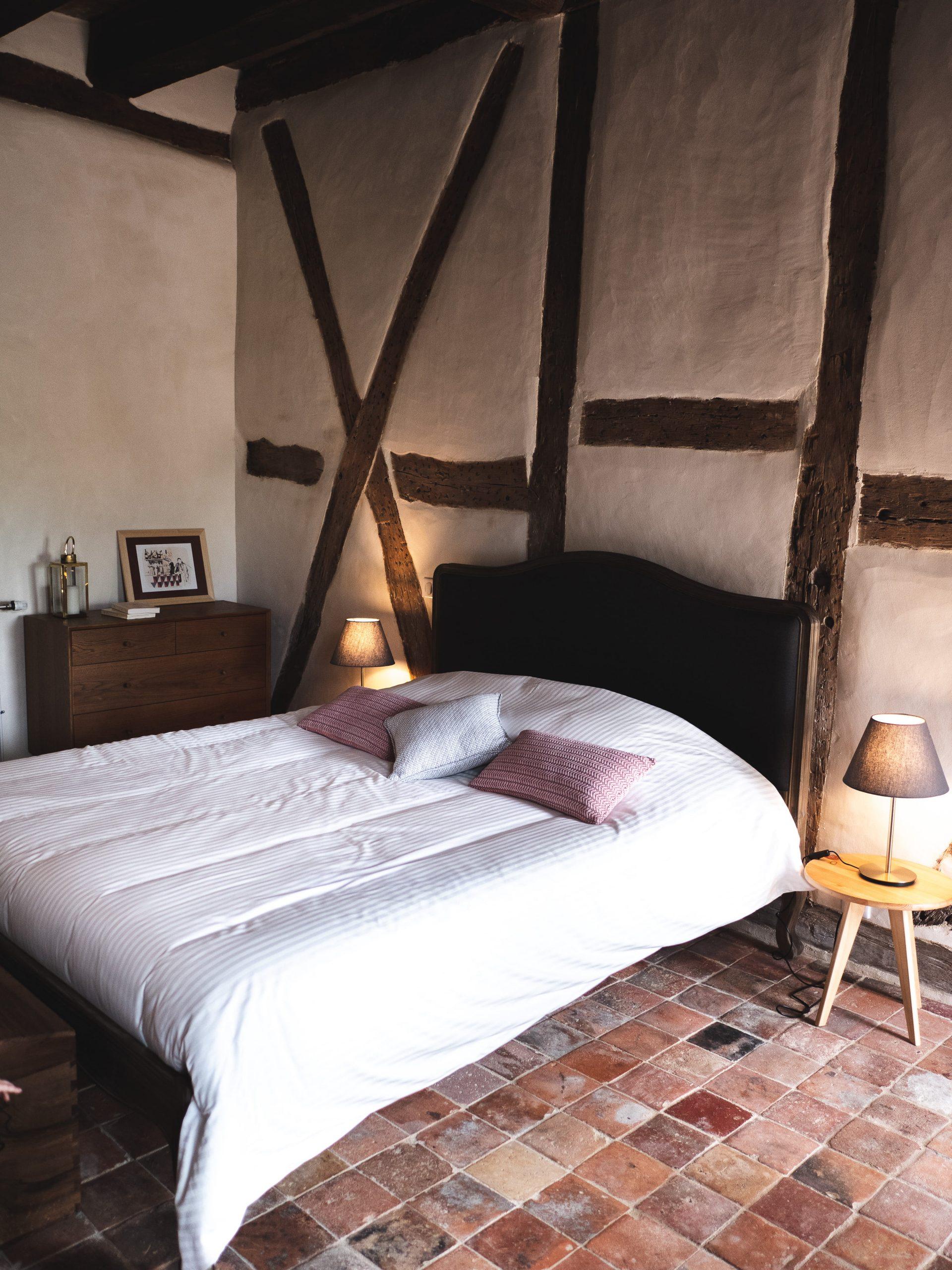 chambre hote maison eugene apremont sur Allier