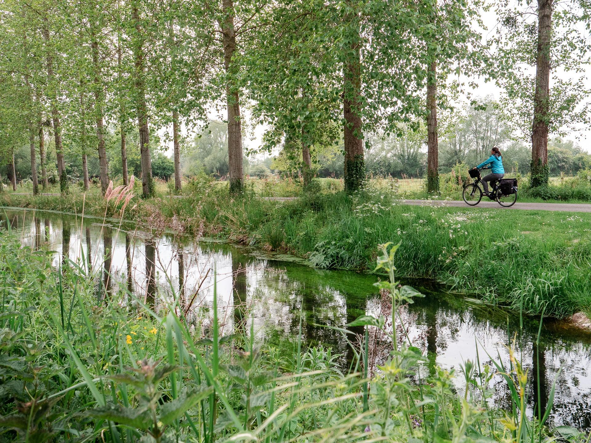 vélo baie de Somme
