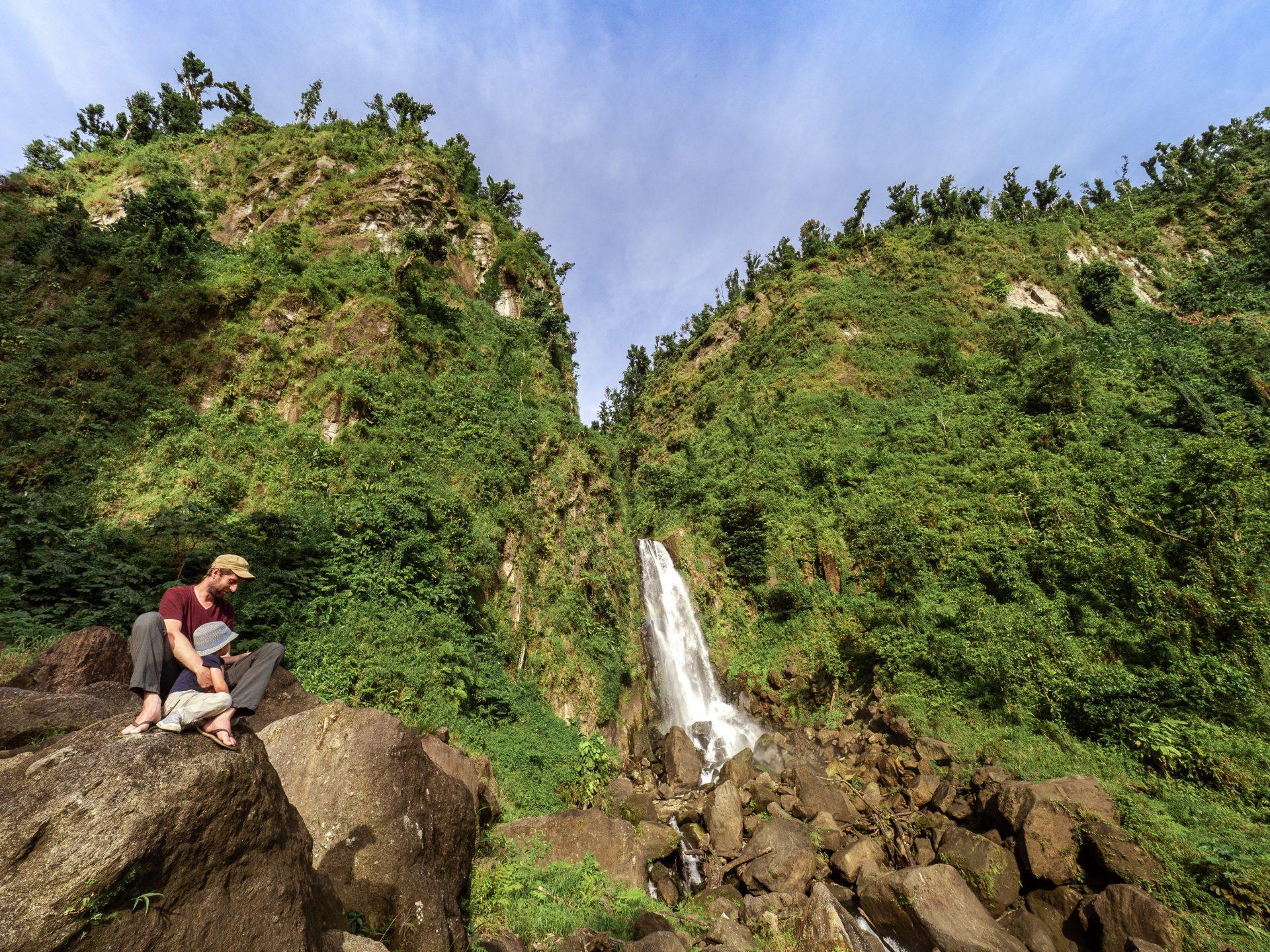 trafalgar falls 52572 - Les globe blogueurs - blog voyage nature