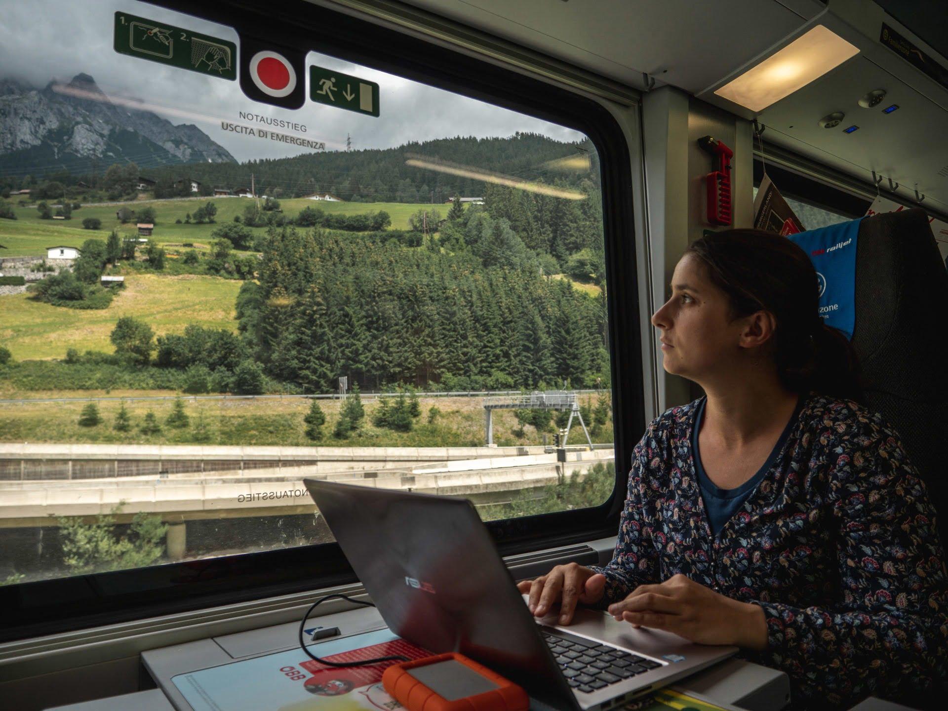 train autriche bregenzerwald