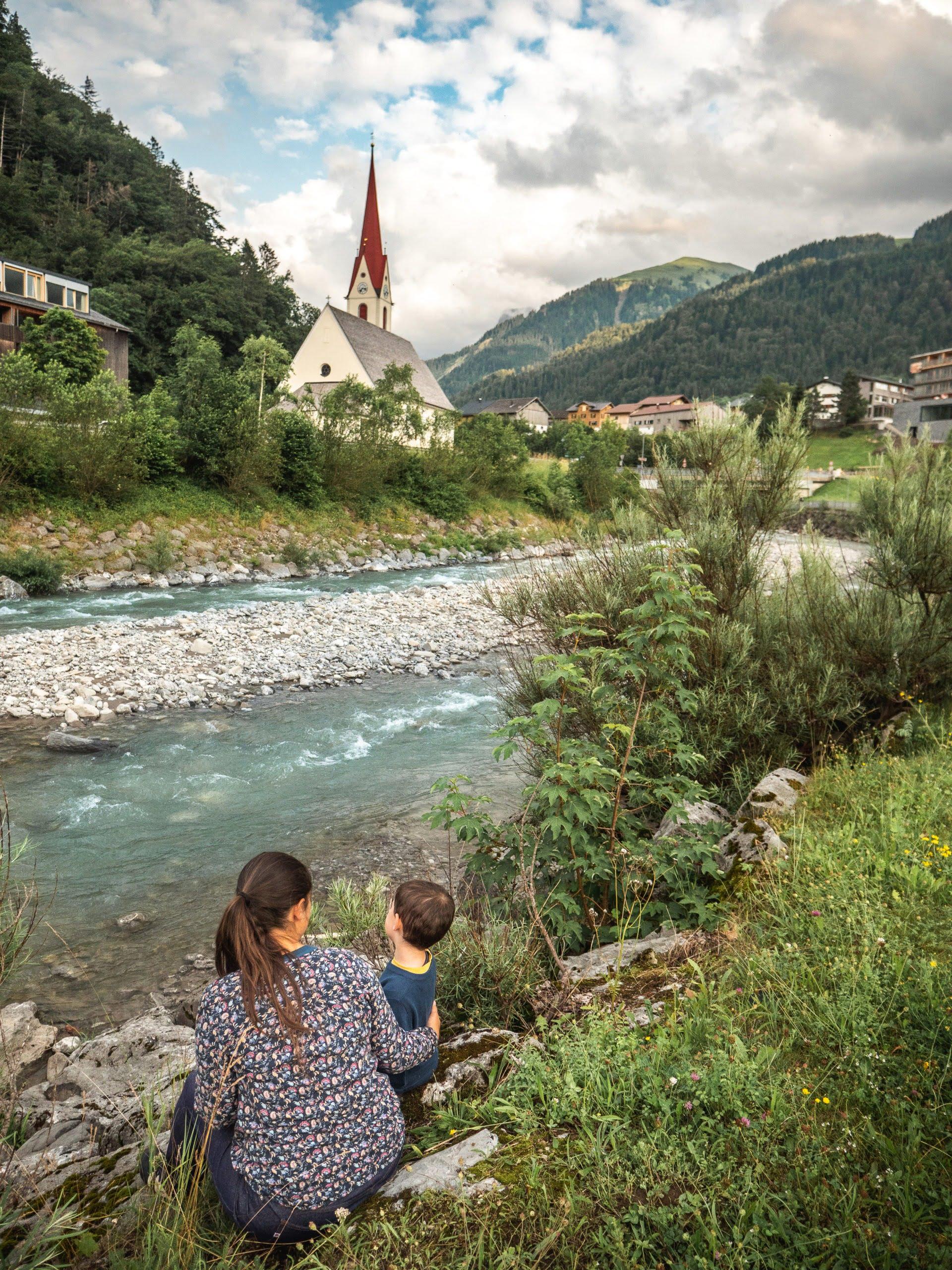 bregenzerwald au eglise