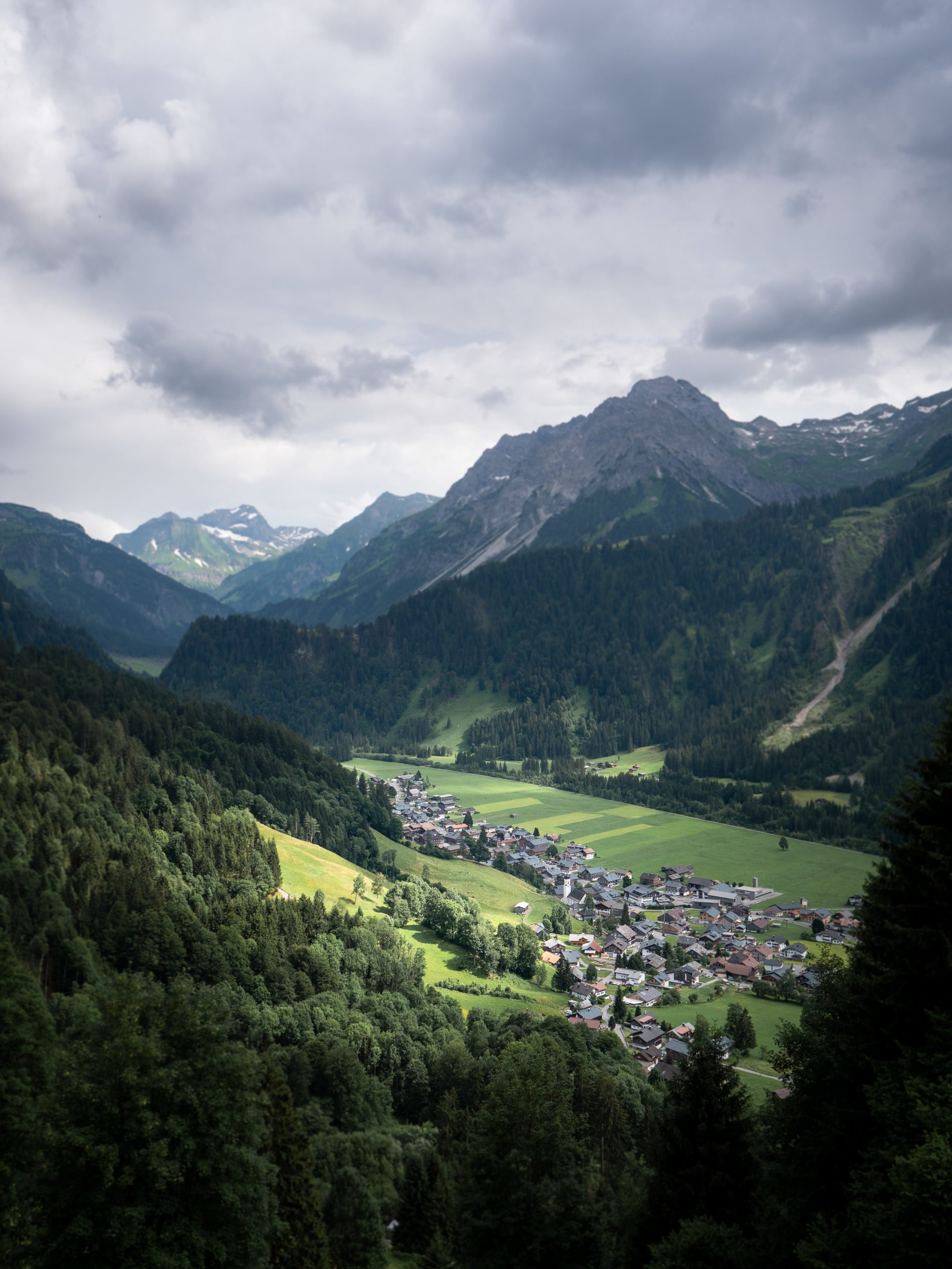 bregenzerwald au vorarlberg autriche