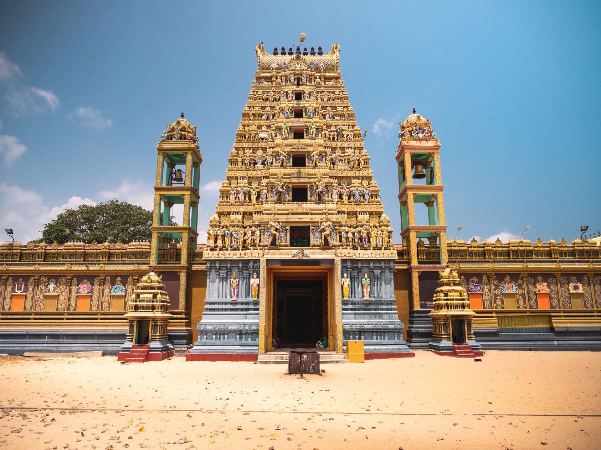 Temple Vallipura Aalvar Kovil