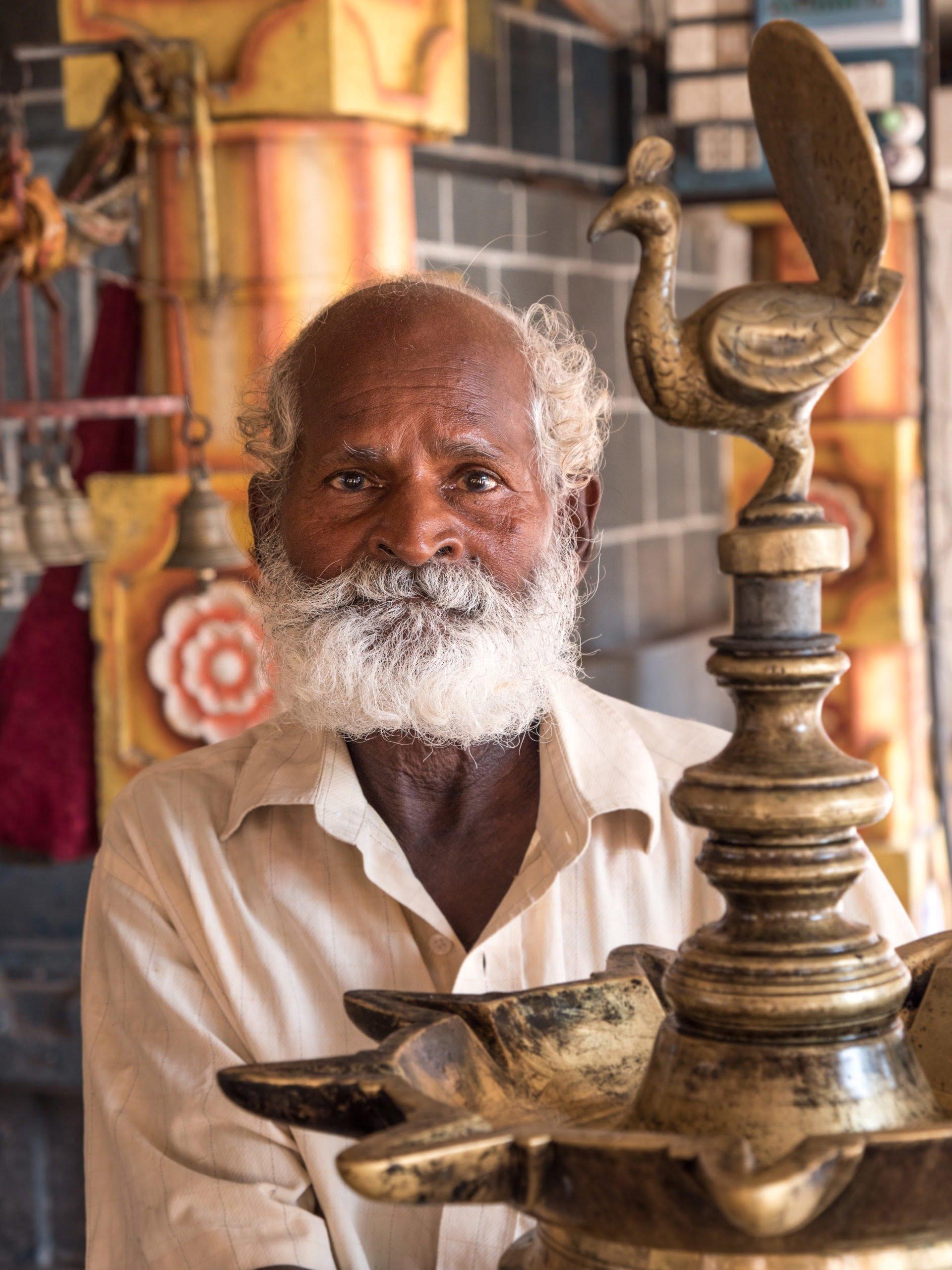 jaffna portrait - Les globe blogueurs - blog voyage nature