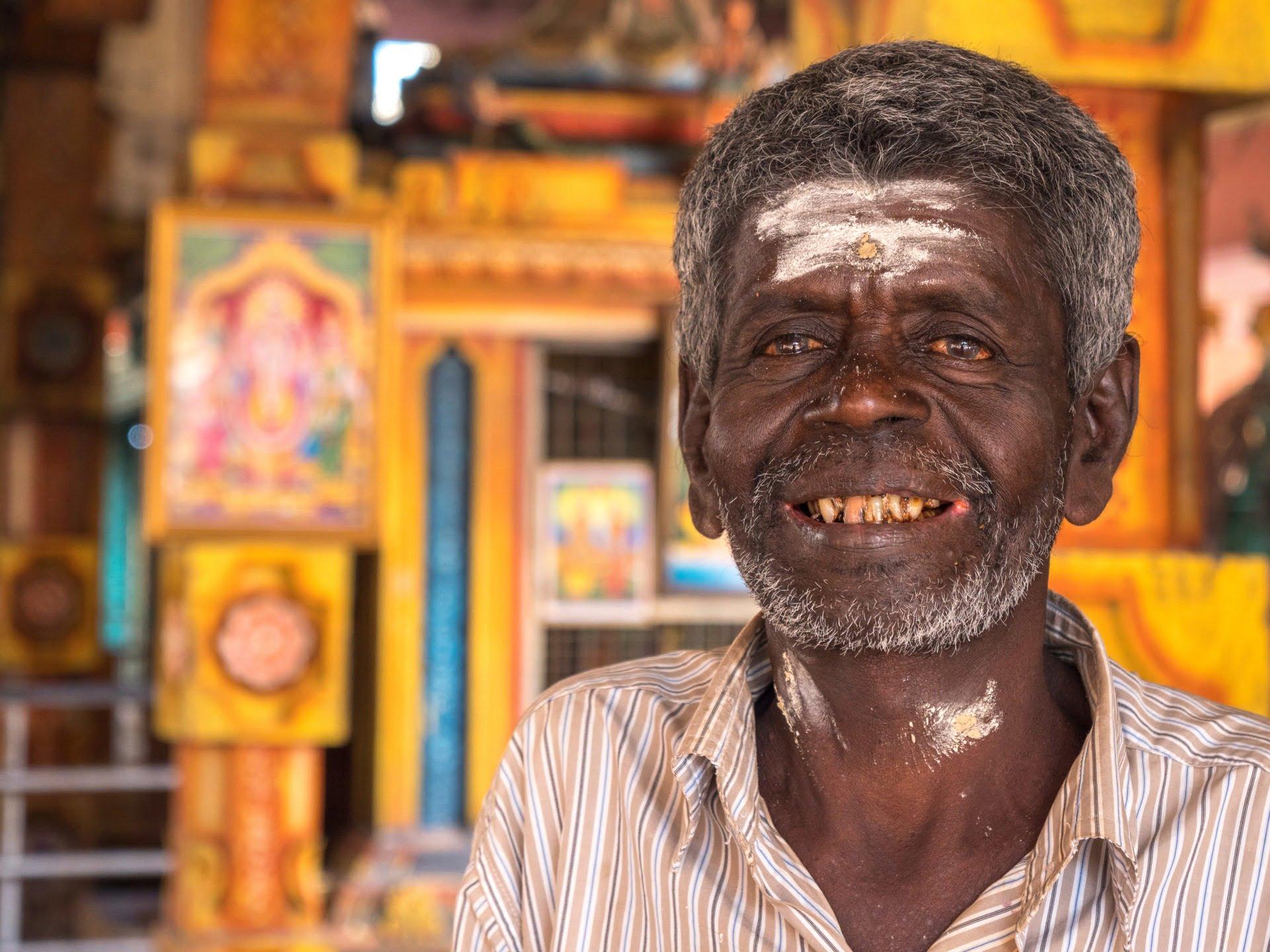 jaffna portrait 3 - Les globe blogueurs - blog voyage nature