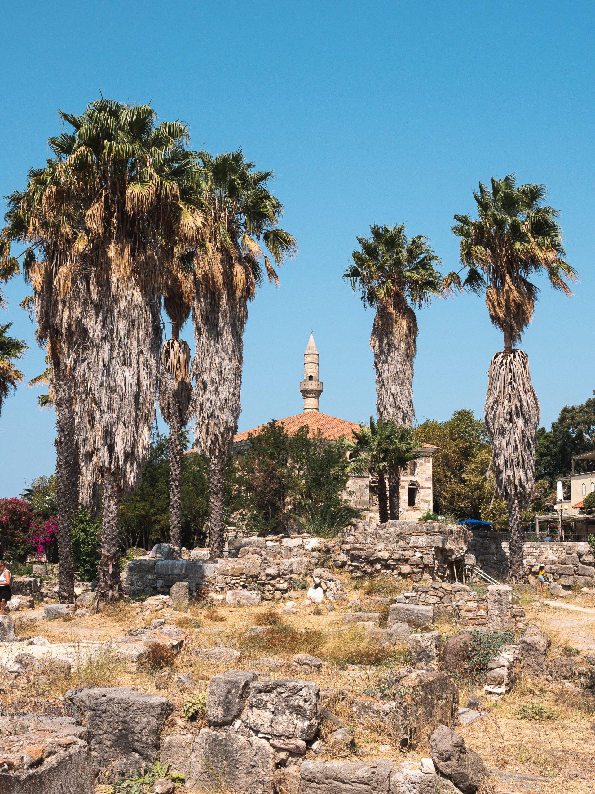 kos mosquée