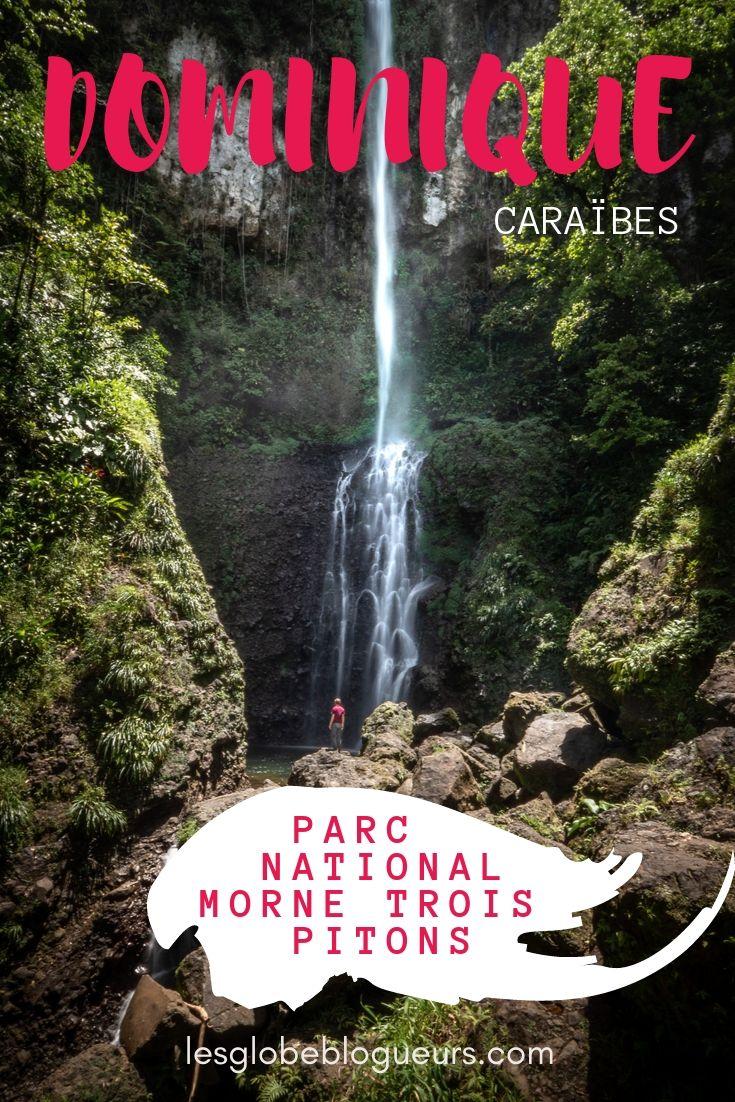 parc national dominique