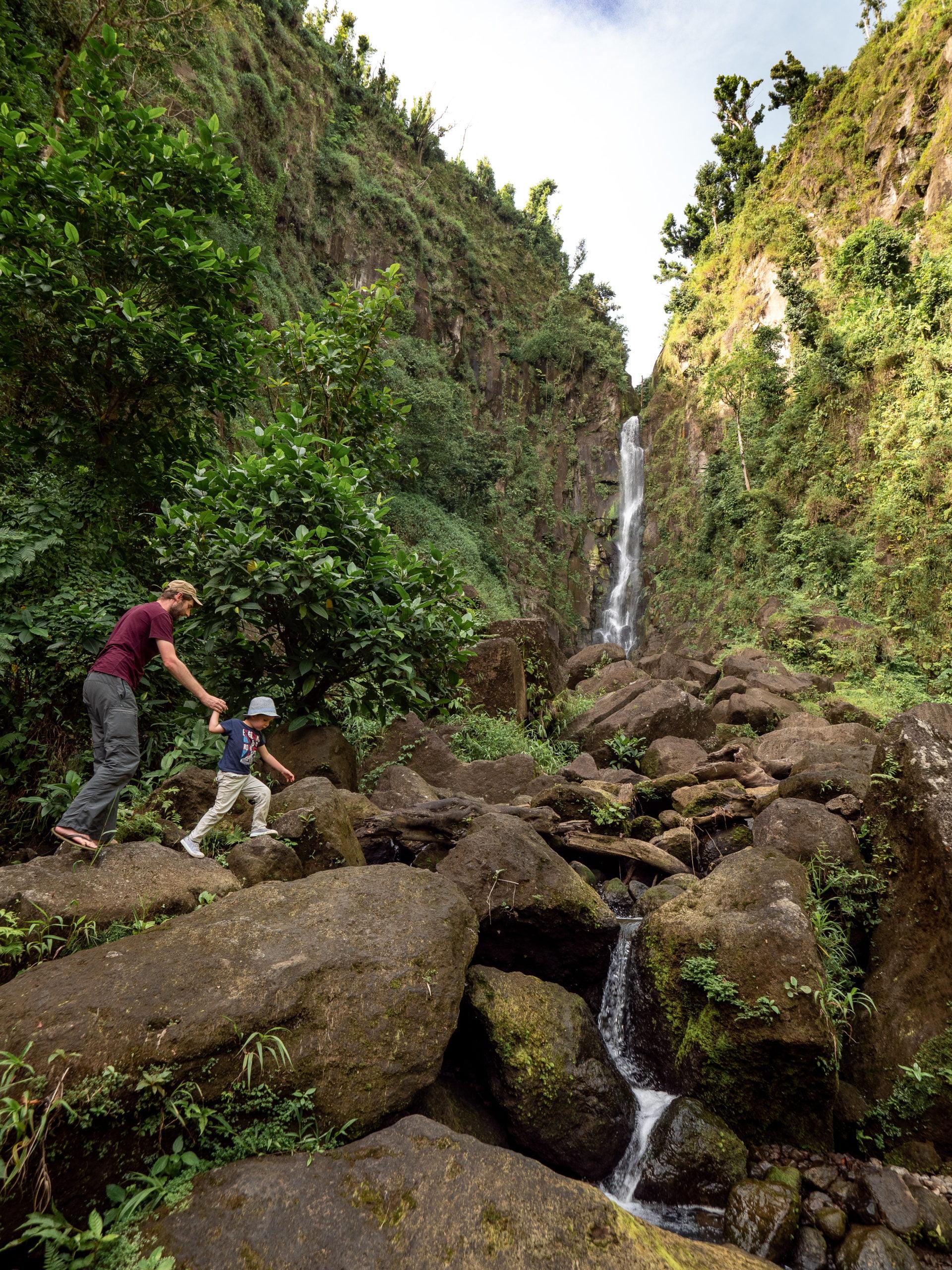 trafalgar falls 52545 - Les globe blogueurs - blog voyage nature