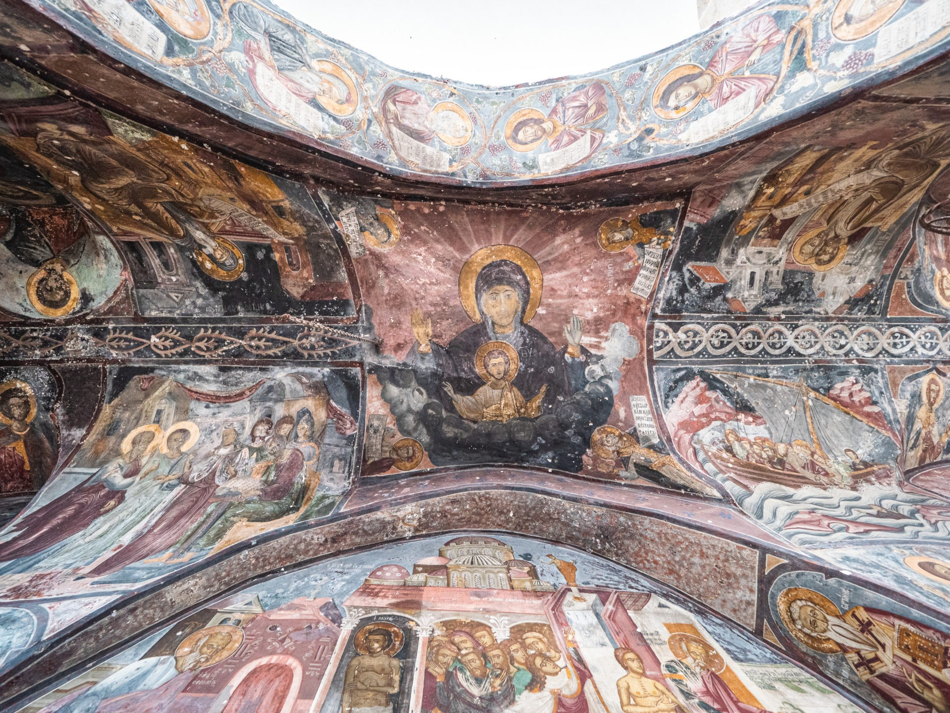 monastere saint jean patmos