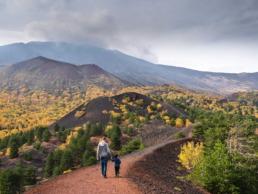 Monts sartorius Etna