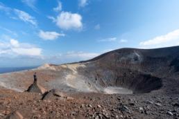 Cratère principal de Vulcano