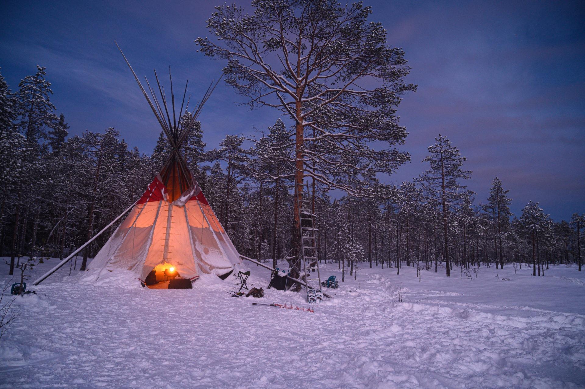 Laponie 2565 - Les globe blogueurs - blog voyage nature