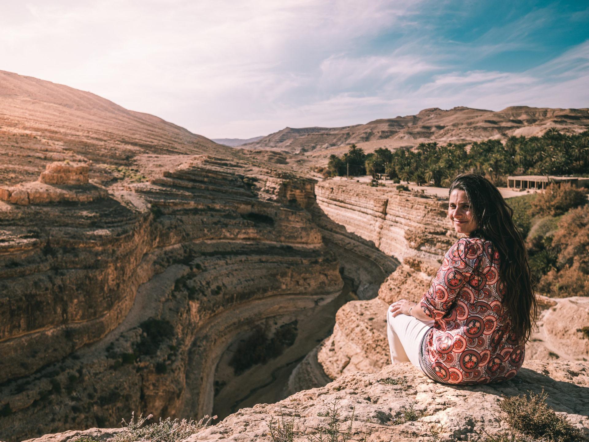 Canyon de Midès Tunisie