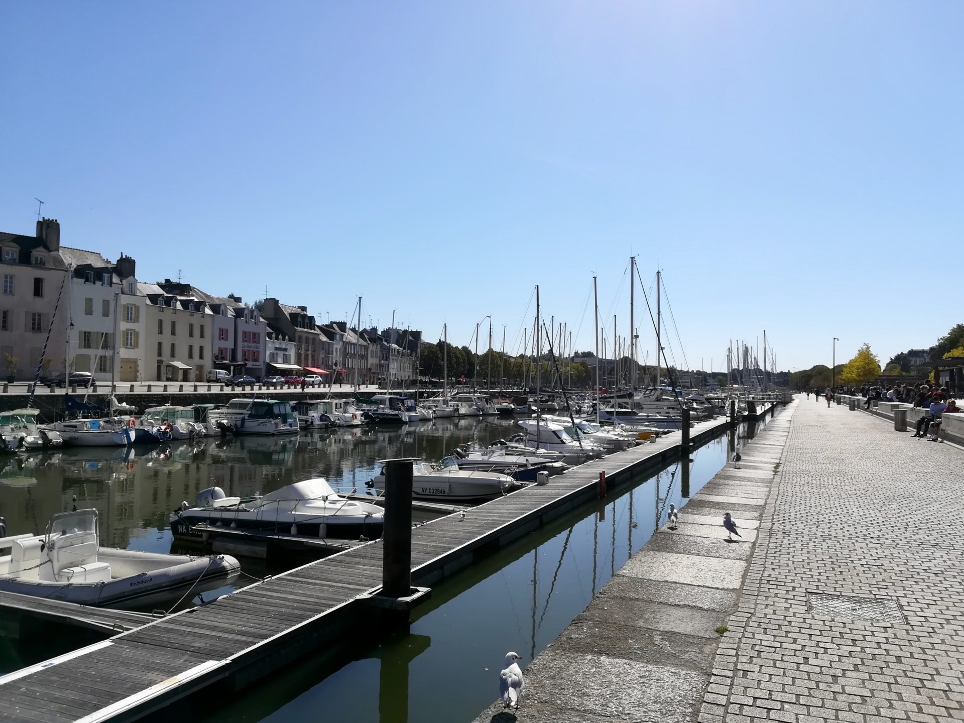 visiter le Morbihan : Vannes